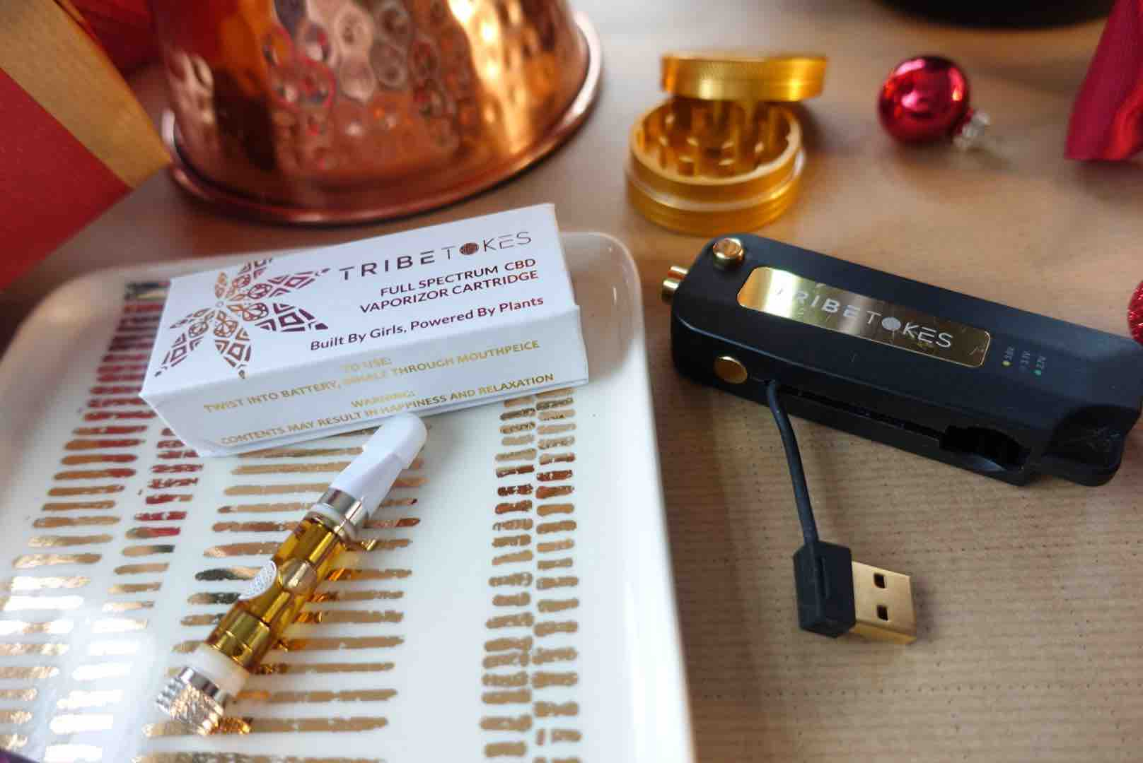 Tribe Tokes CBD Vape Gift