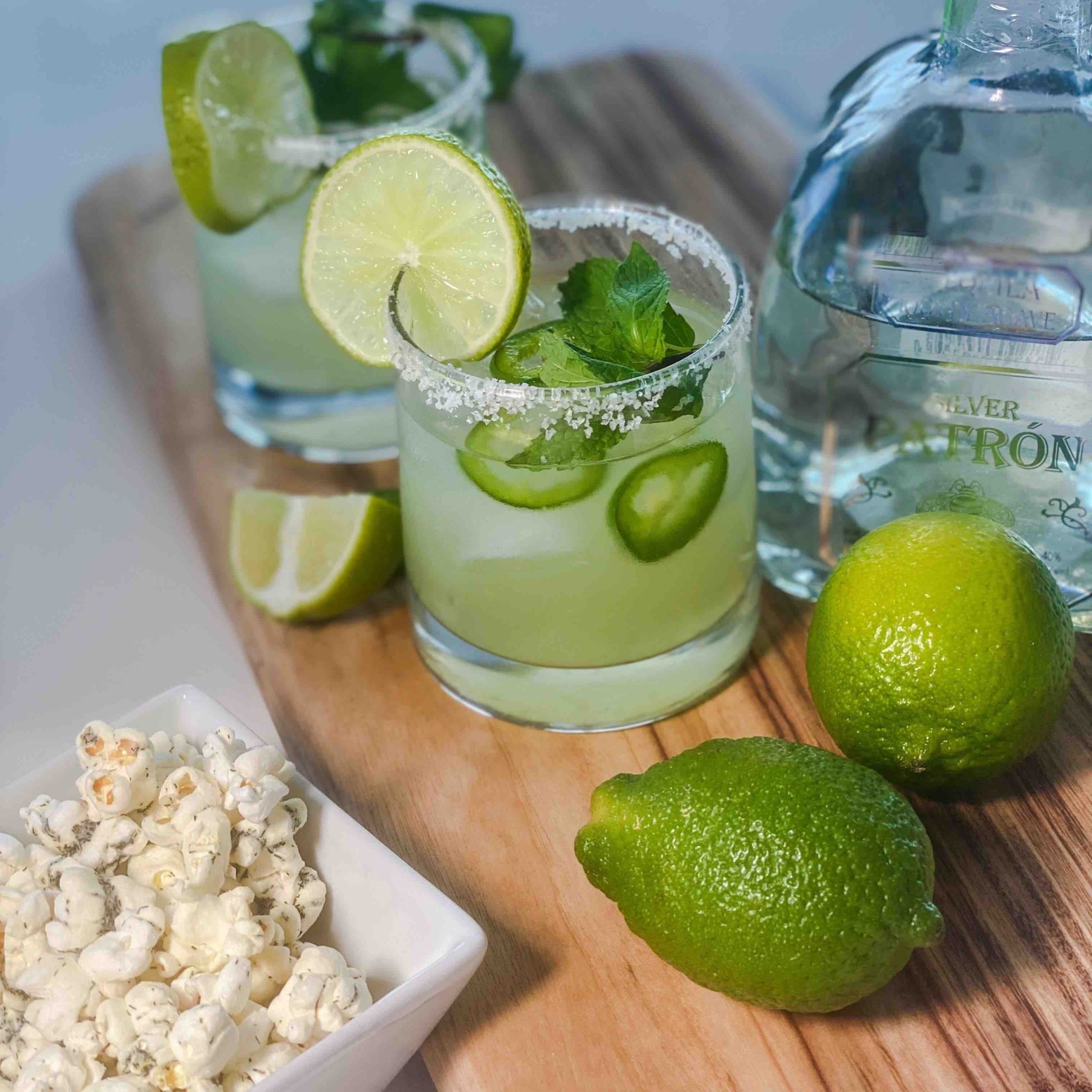 This Patron Cocktail Is A Must To Make At Home On National Margarita Day