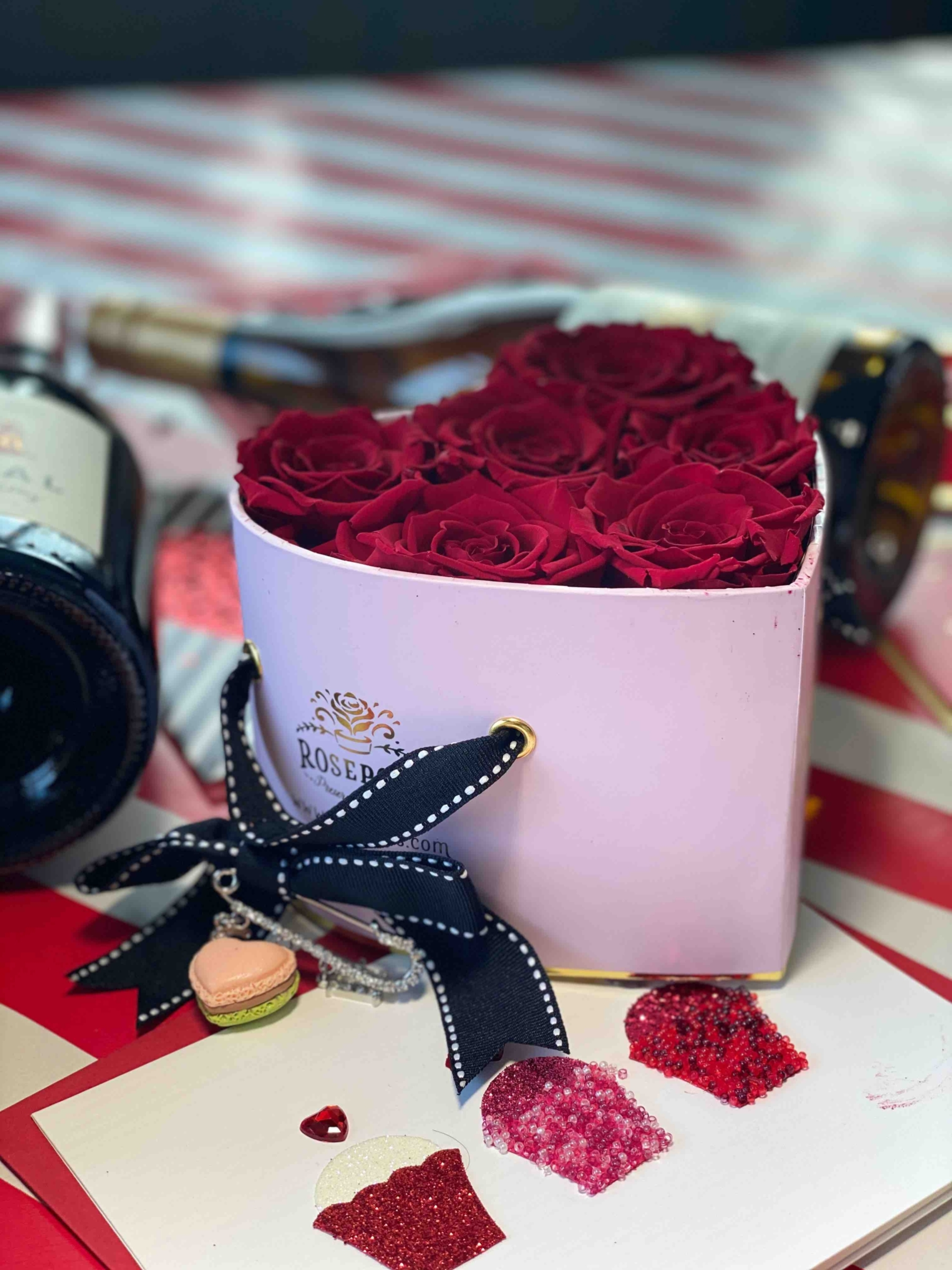 Rose Pops Are Rated Top Things To Do This Valentine's Day At Home To Make It Romantic & Memorable