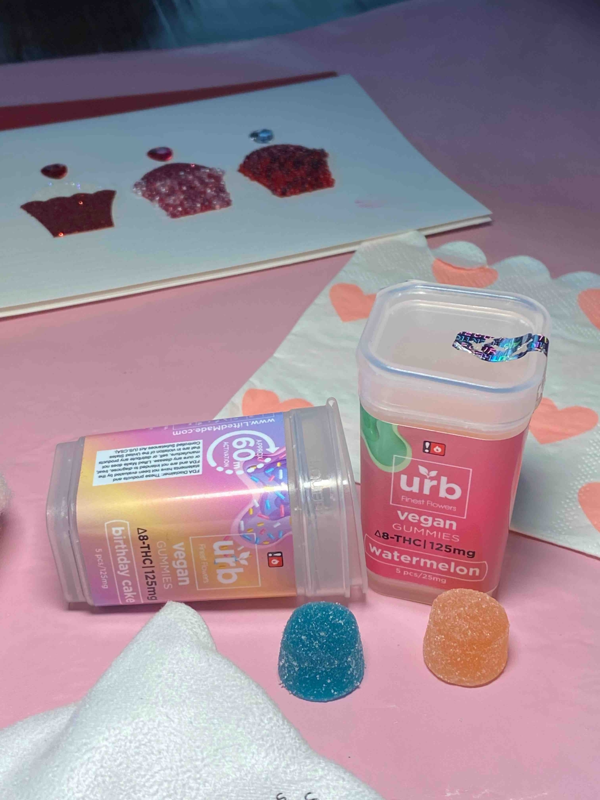 Urb THC Gummies Top Things To Do This Valentine's Day At Home To Make It Romantic & Memorable