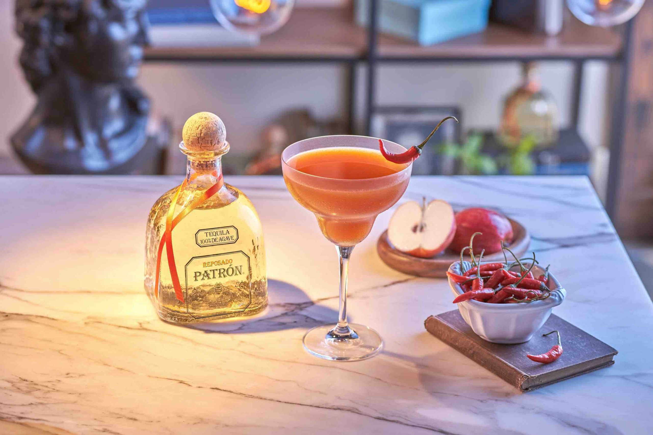 This Margarita Caliente Is A Must To Make At Home On National Margarita Day