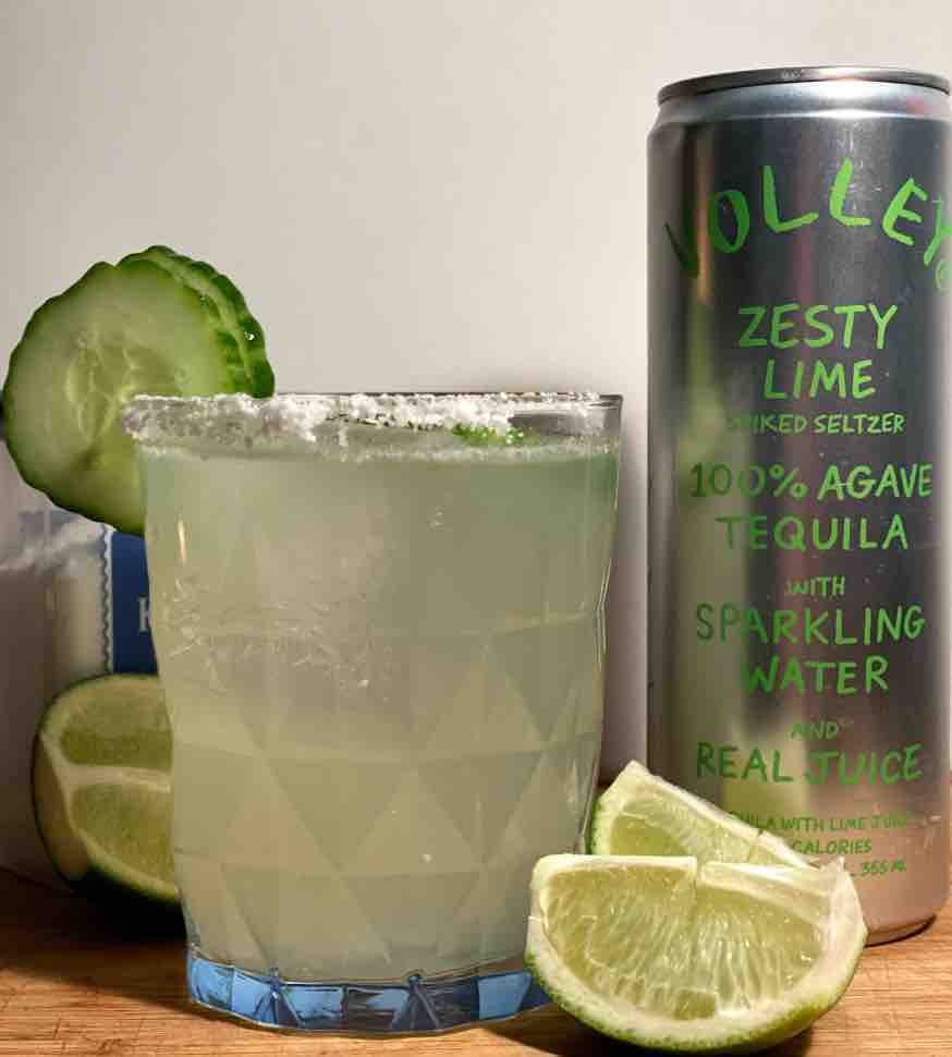 Volley Sparkling Tequila Is A Must To Make At Home On National Margarita Day