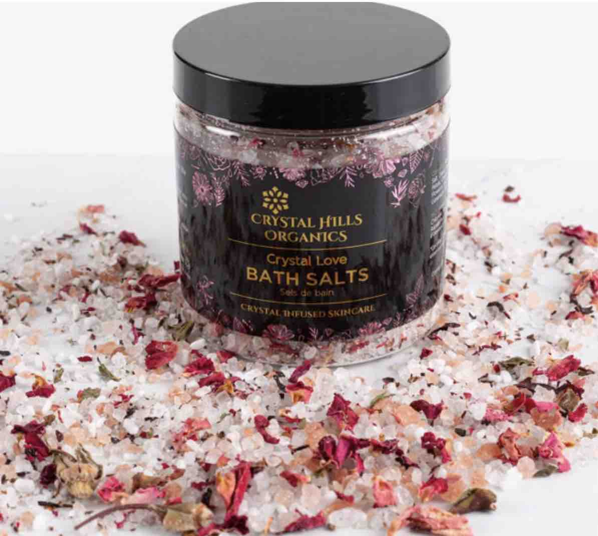 Bath Salts Are On Our List Of Top Things To Do This Valentine's Day At Home To Make It Romantic & Memorable
