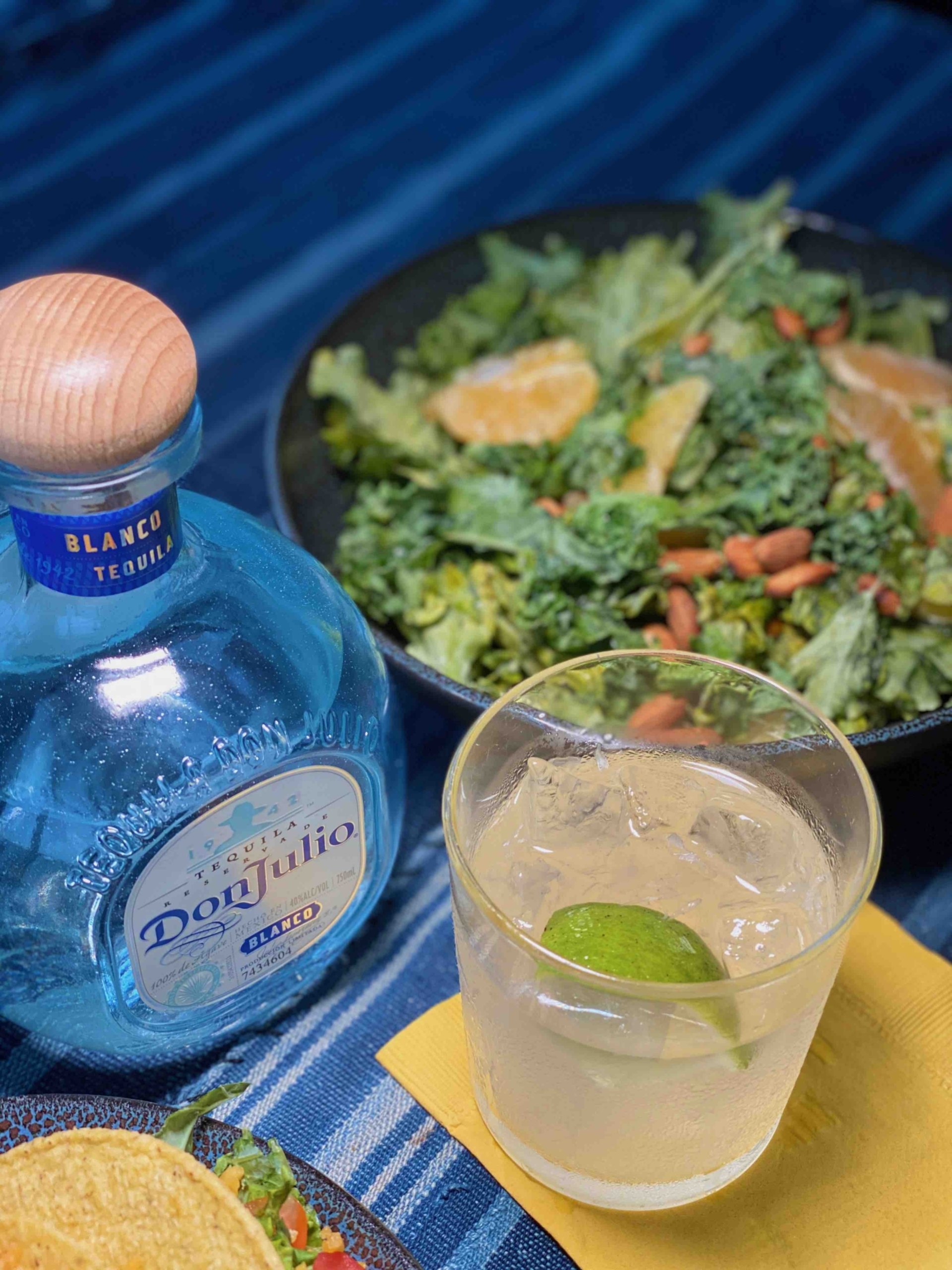 Tequila Don Julio Blanco Margarita Is A Must To Make At Home On National Margarita Day