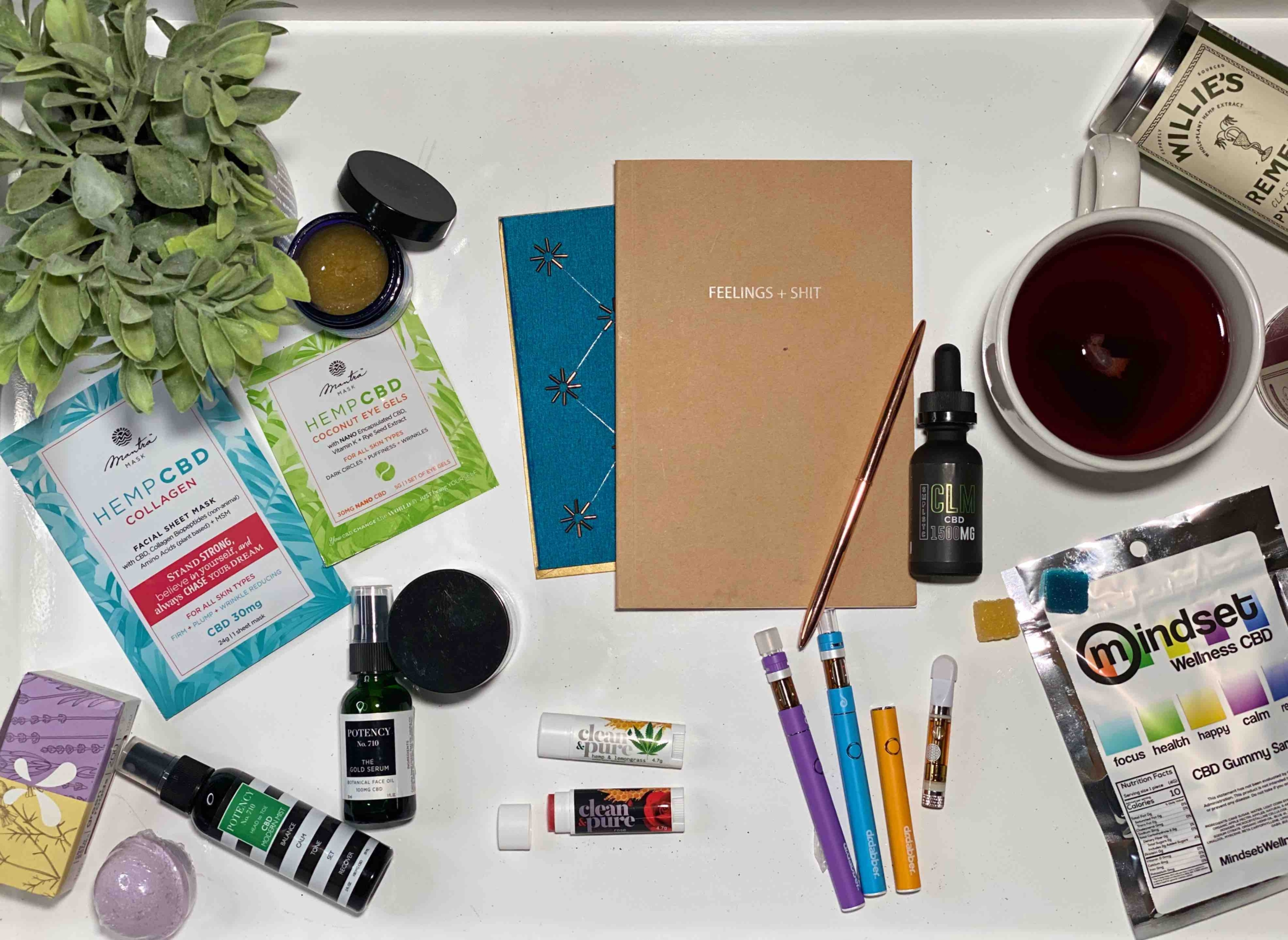 These CBD Products Will Help Alleviate Discomfort From Stress, Aches And Tensions
