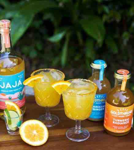 Turmeric Is A Must To Make At Home On National Margarita Day