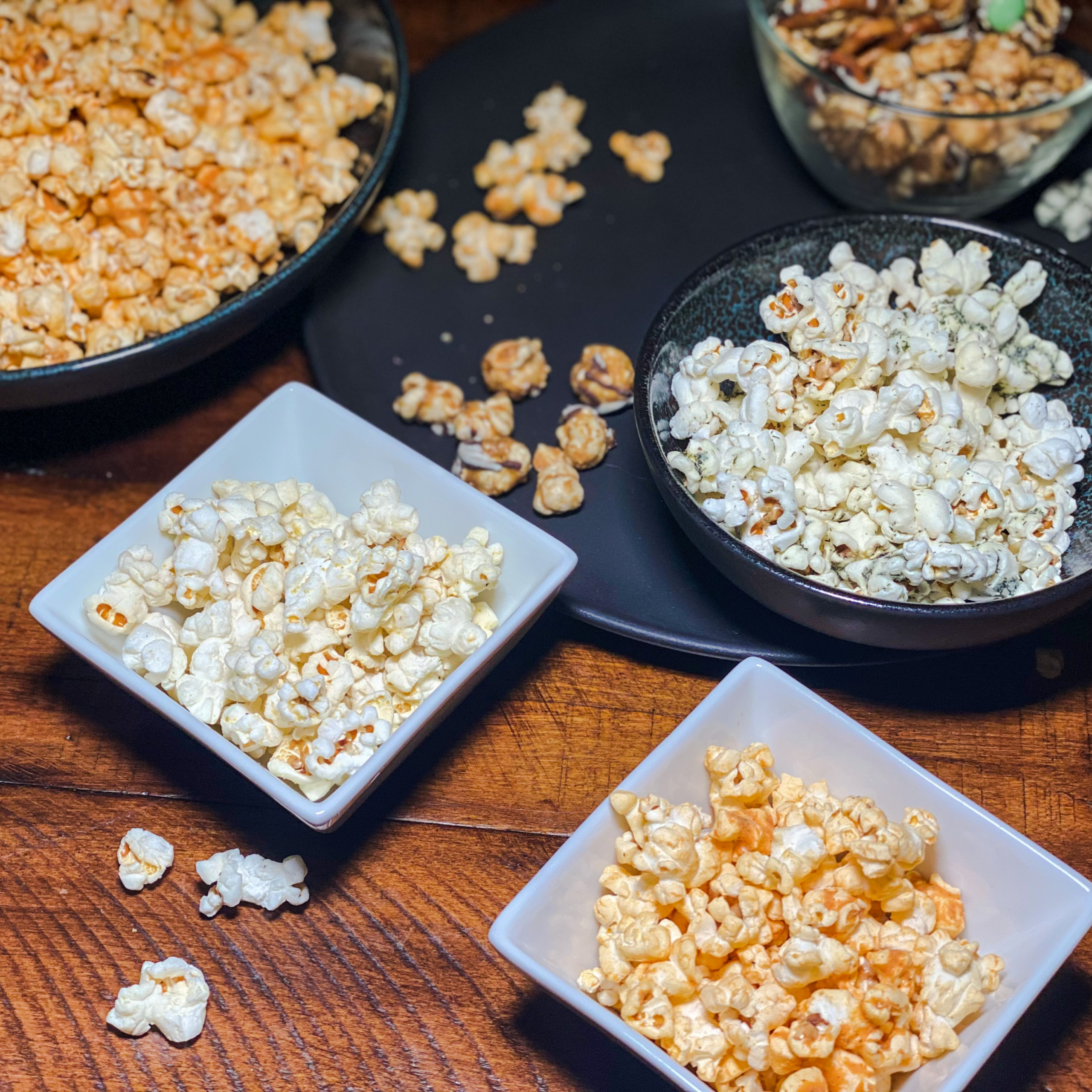 Find Out Which Cocktail Pairs Well With Gourmet Popcorn