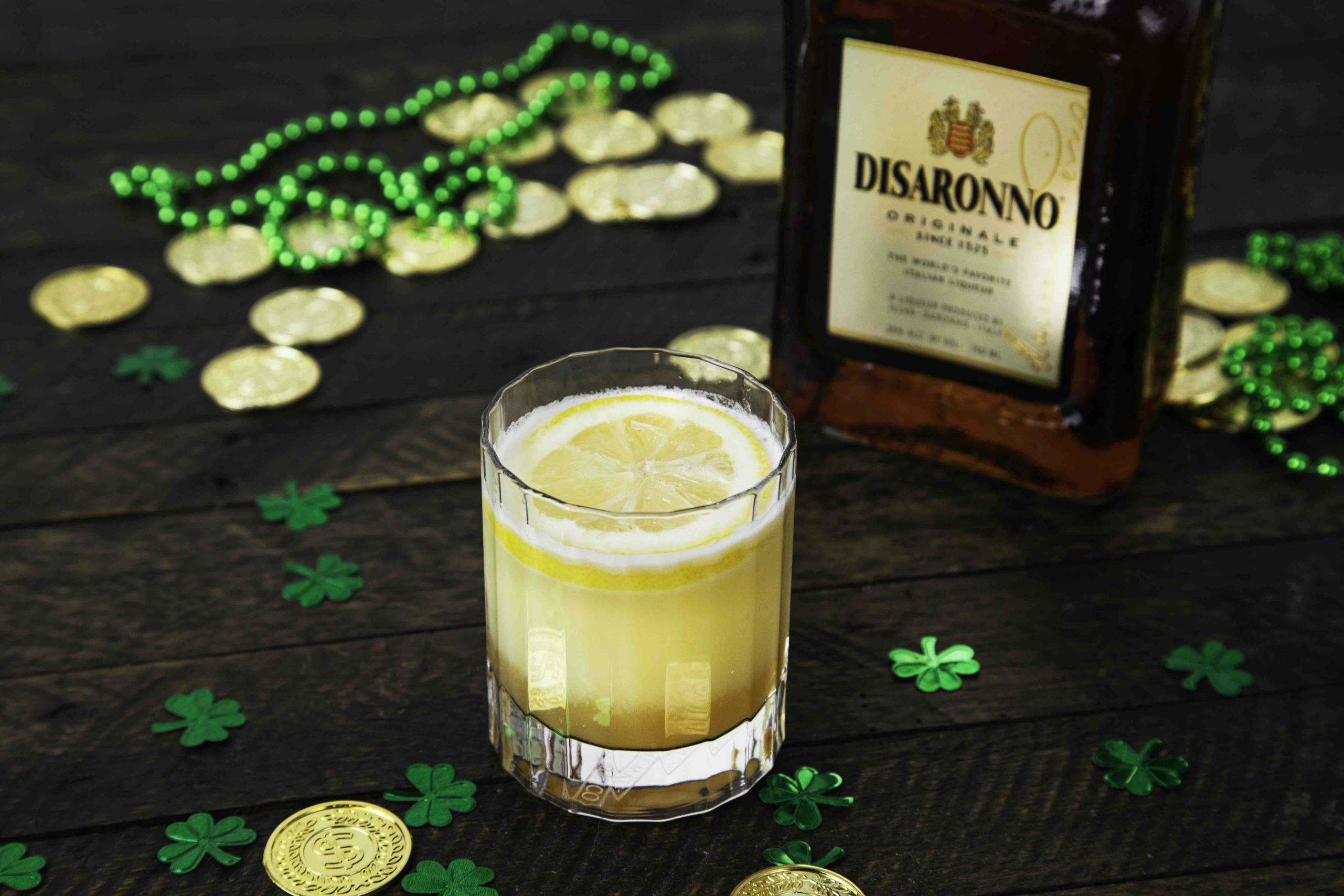 This Cocktail Is One of the St. Patrick Cocktail Recipes For Home Entertaining
