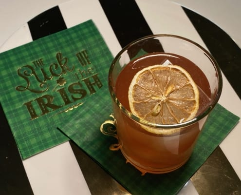 Create These St. Patrick's Day Cocktail Recipes While Watching the Virtual Parade at Home