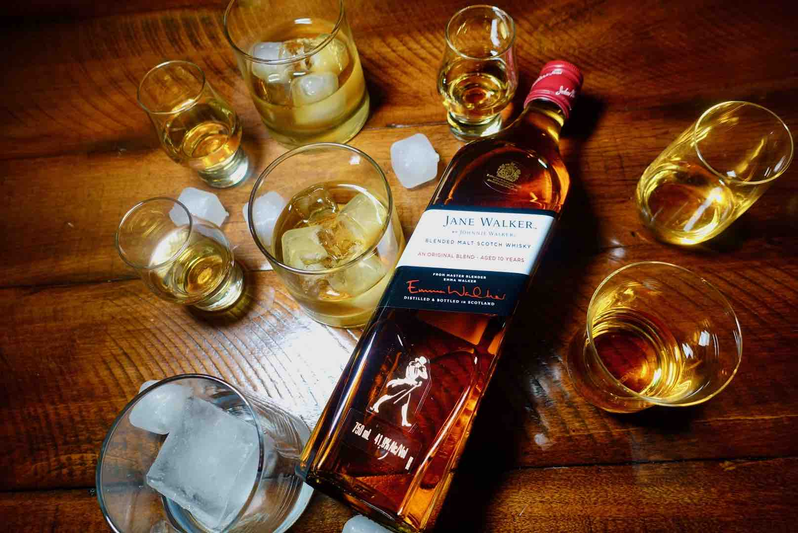 Limited Edition Whisky To Toast Women's History Month