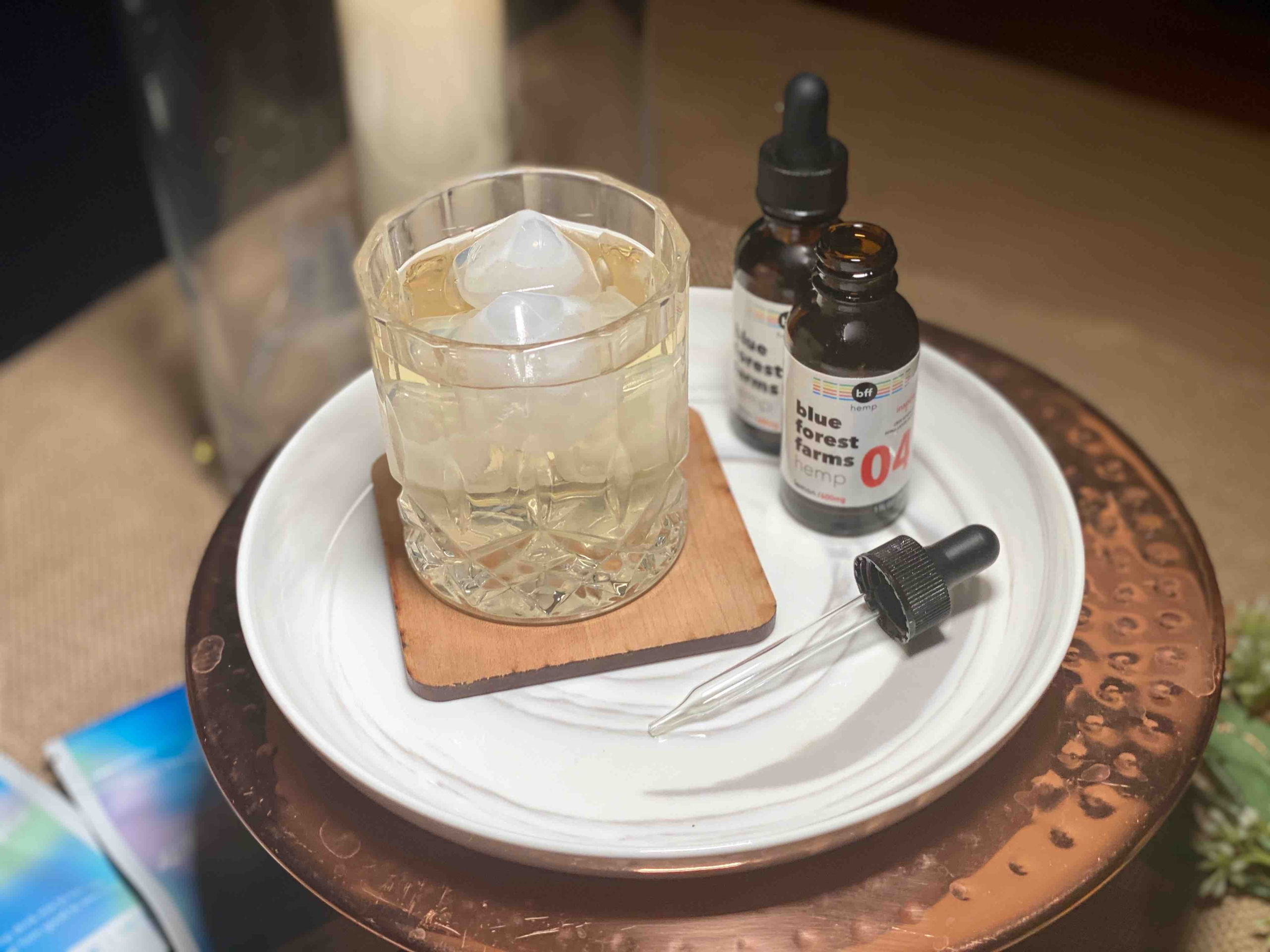 CBD Tincture Cocktails To Enhance Your Cannabis Experience