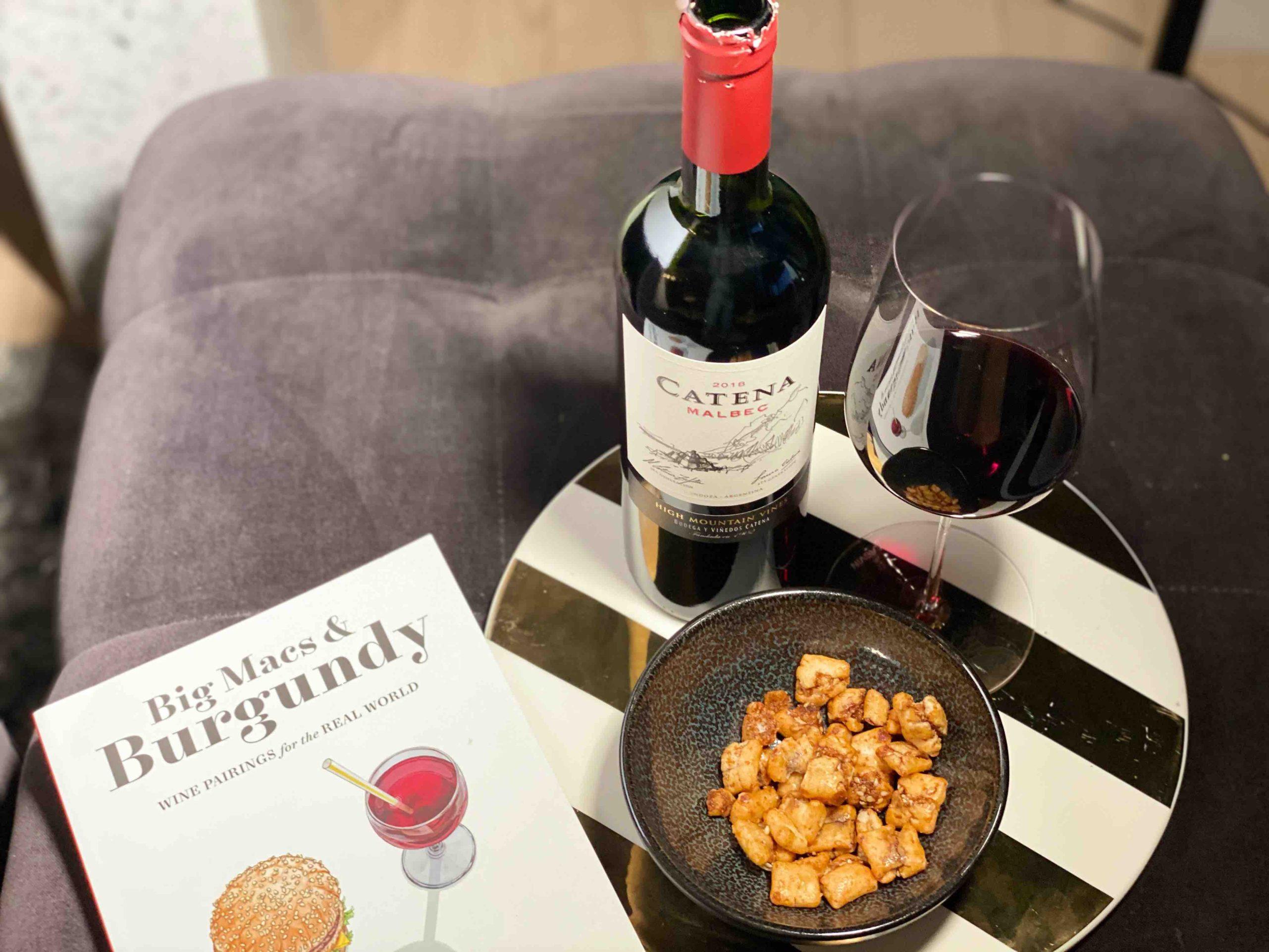 Catena Malbec Wine Of Argentina