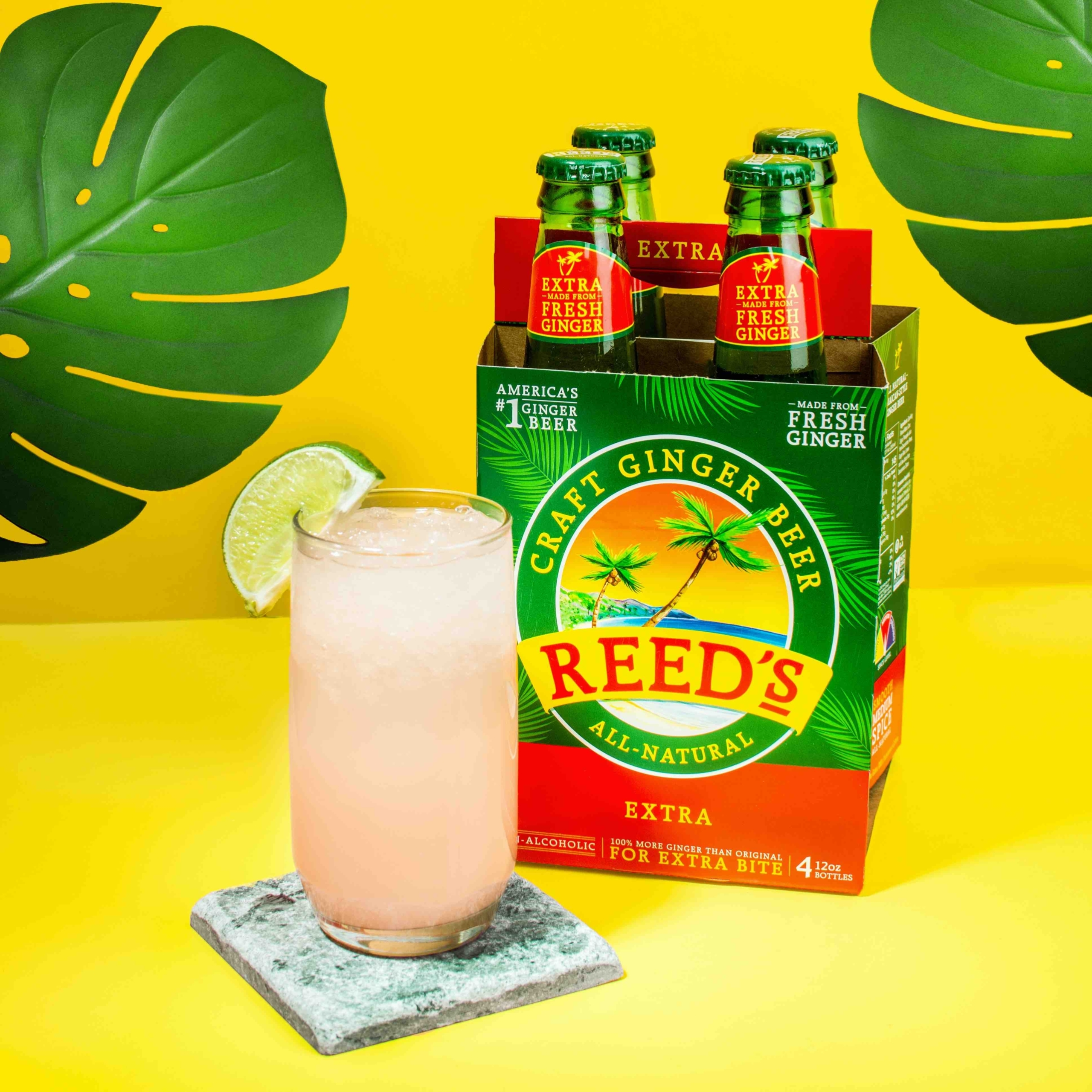 Reed's Ginger Ale Is The Best Way The Best Memorial Day Drink To Welcome Summer