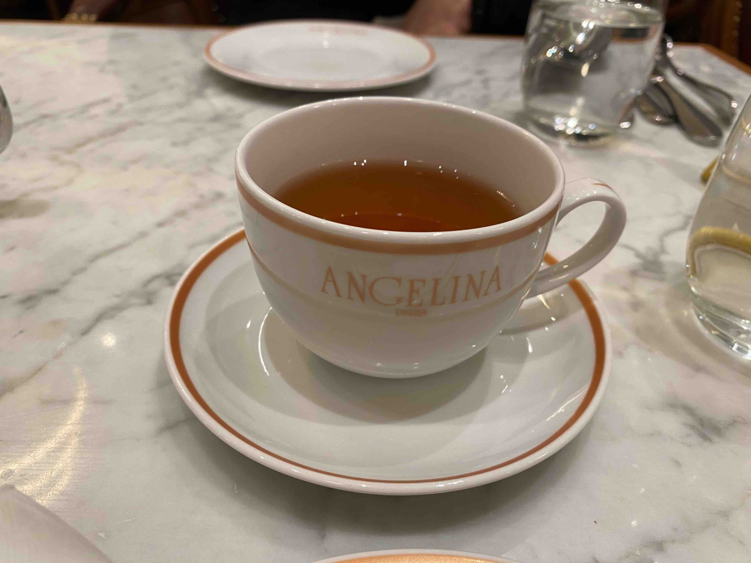 This Parisian Cafe Hosts the Best Afternoon Tea In NYC