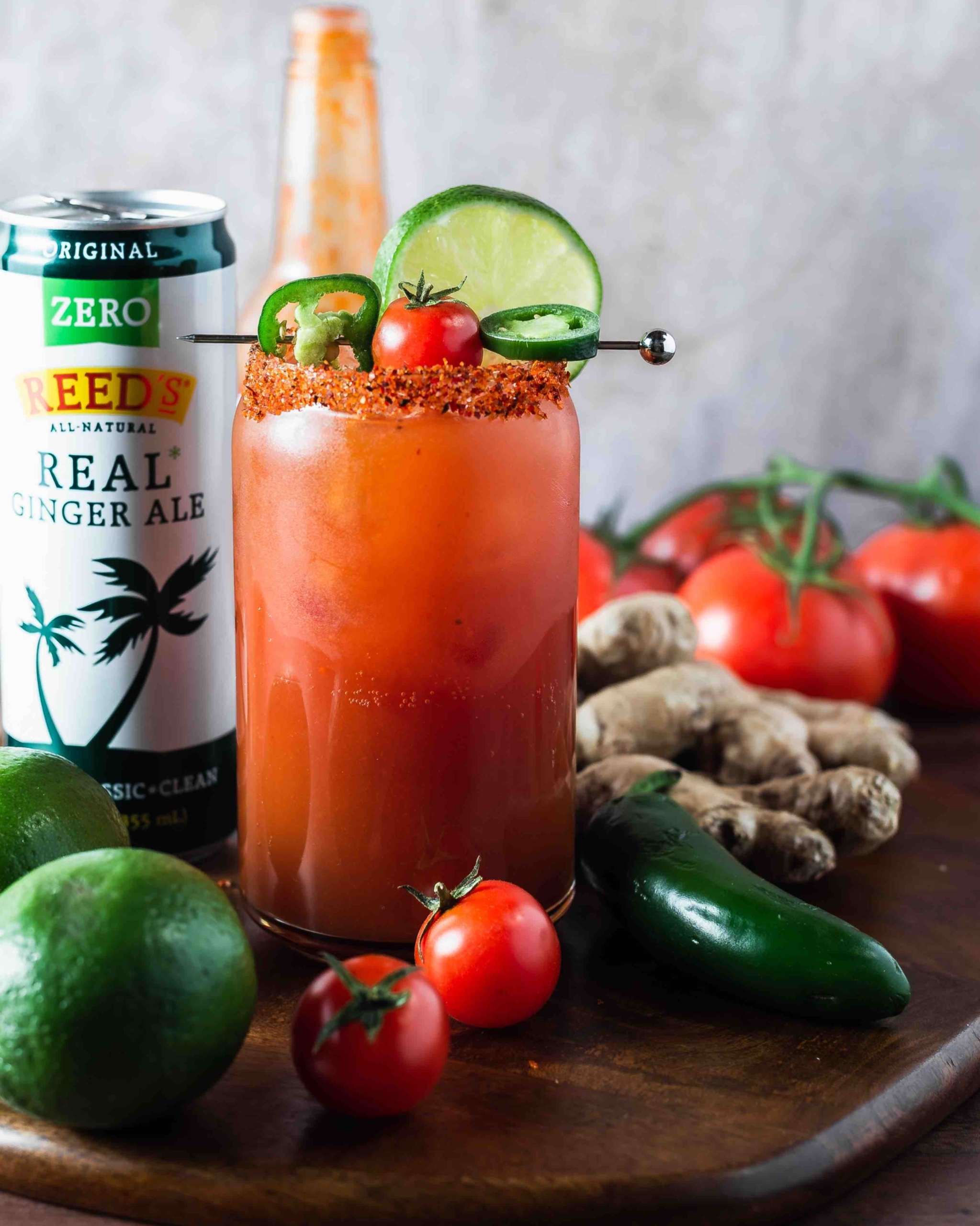 Reed's Ginger Ale Is The Best Memorial Day Drink To Welcome Summer