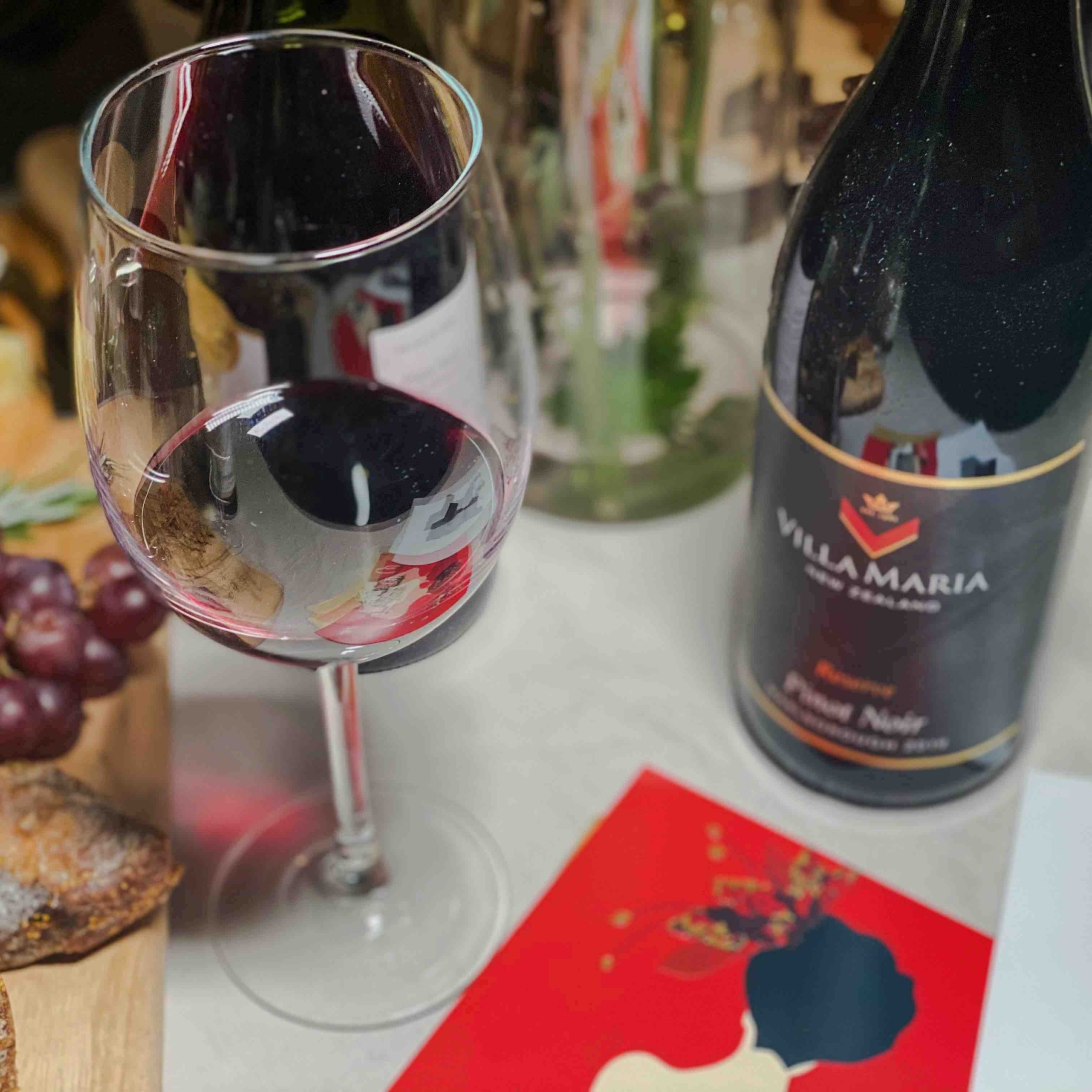 Villa Maria Pinot Noir Made Our Picks Of The Best Wine Gifts For Mother's Day