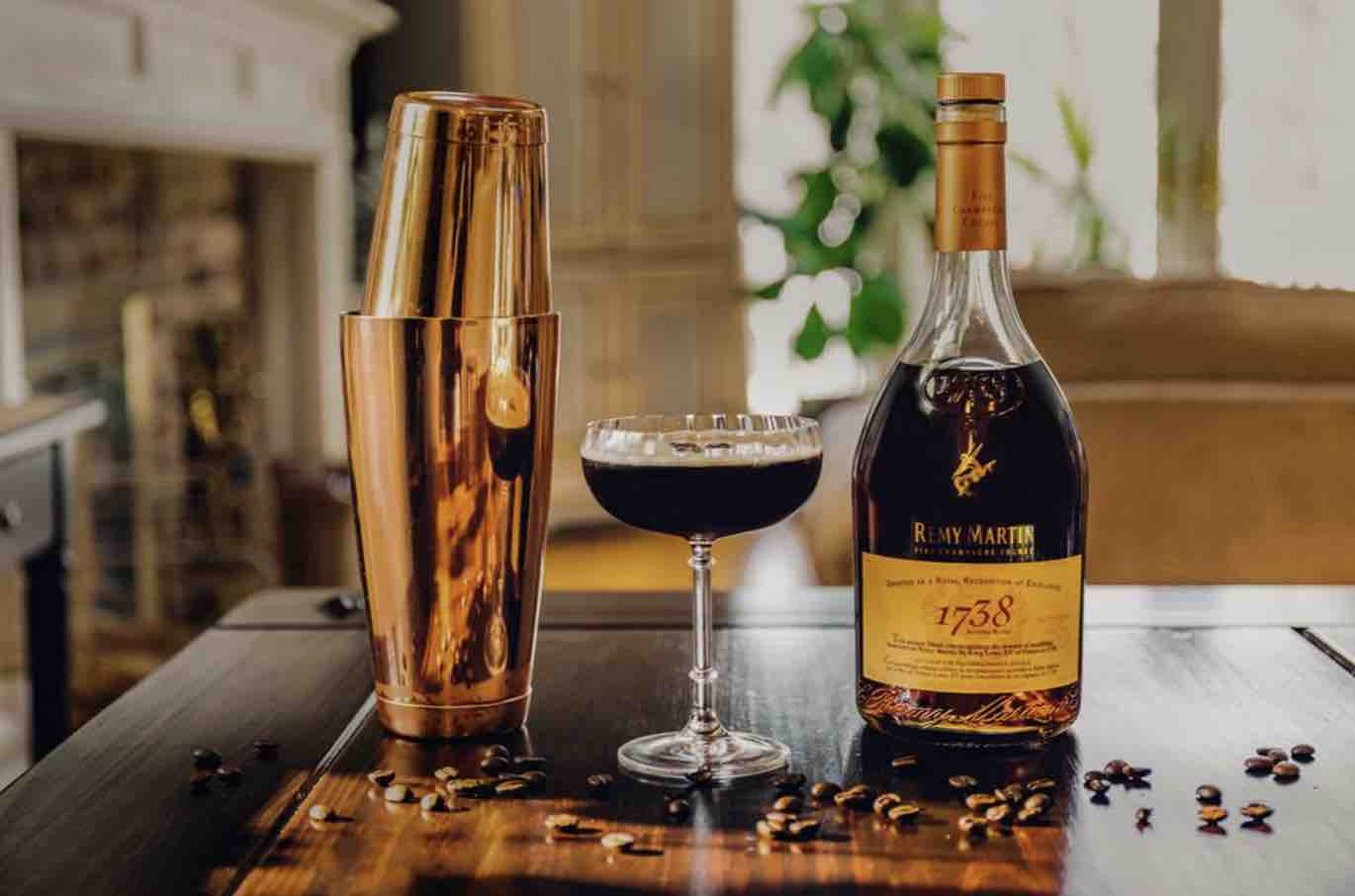 Celebrate National Cognac Day With An Espresso Martini Cocktail After Dinner
