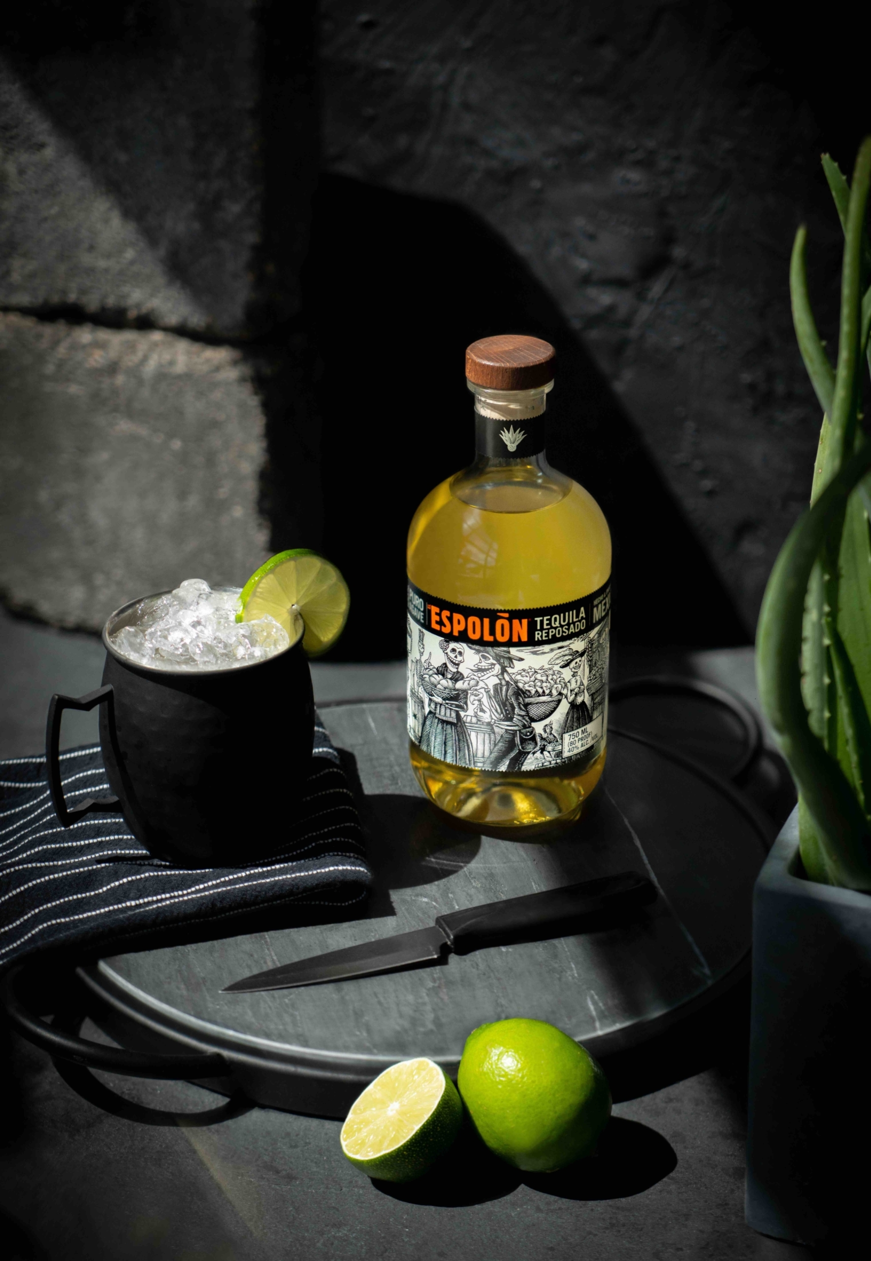 This Mexican Mule Is These Are The Perfect Tequila Cocktail For Summer Sipping