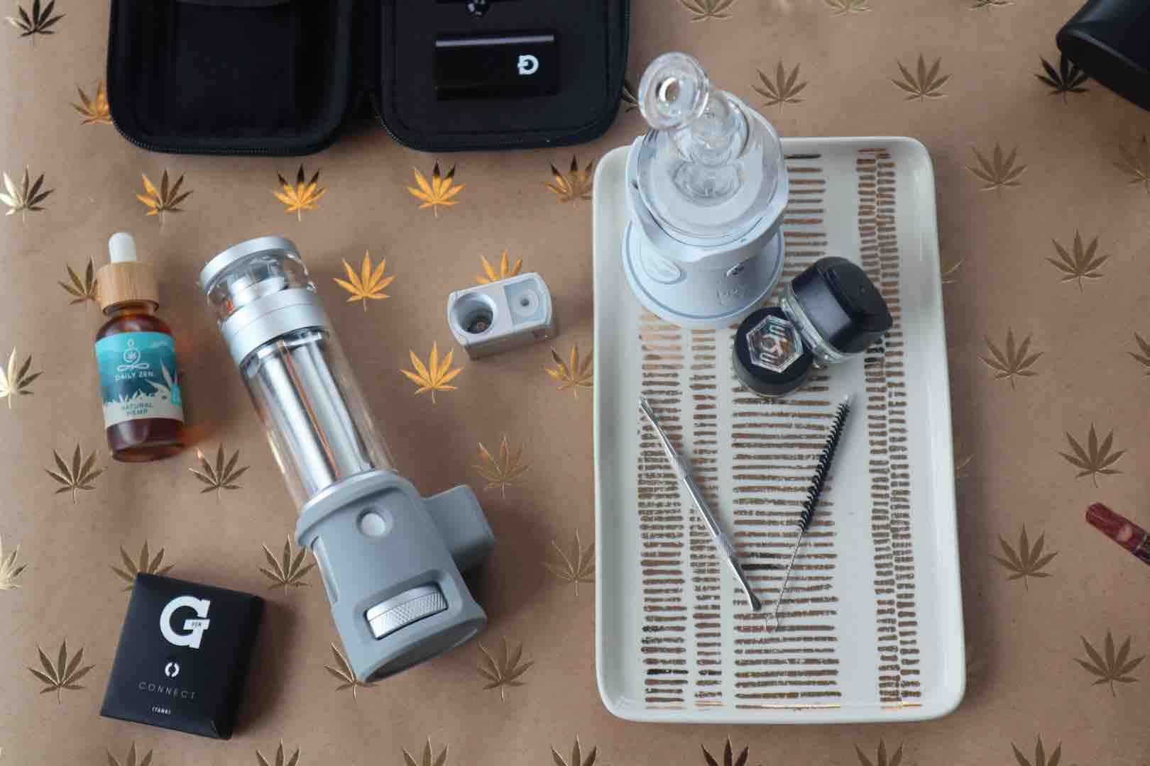 We've Rounded Up The Best Dabbing Accessories For 710 Day