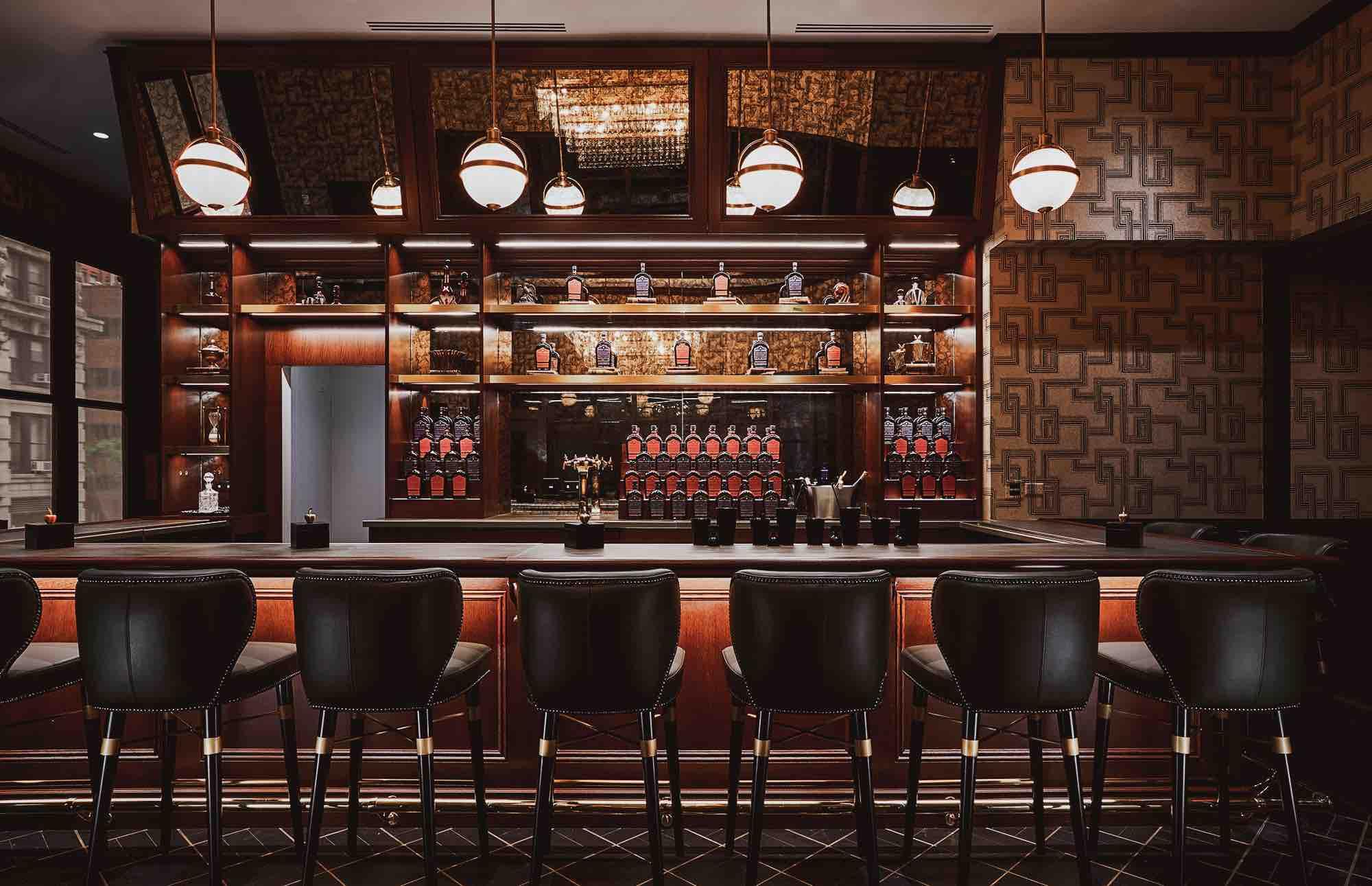 The Tasting Experience At Great Jones Distilling Co Opens Whiskey Distillery in Manhattan's NoHo Neighborhood