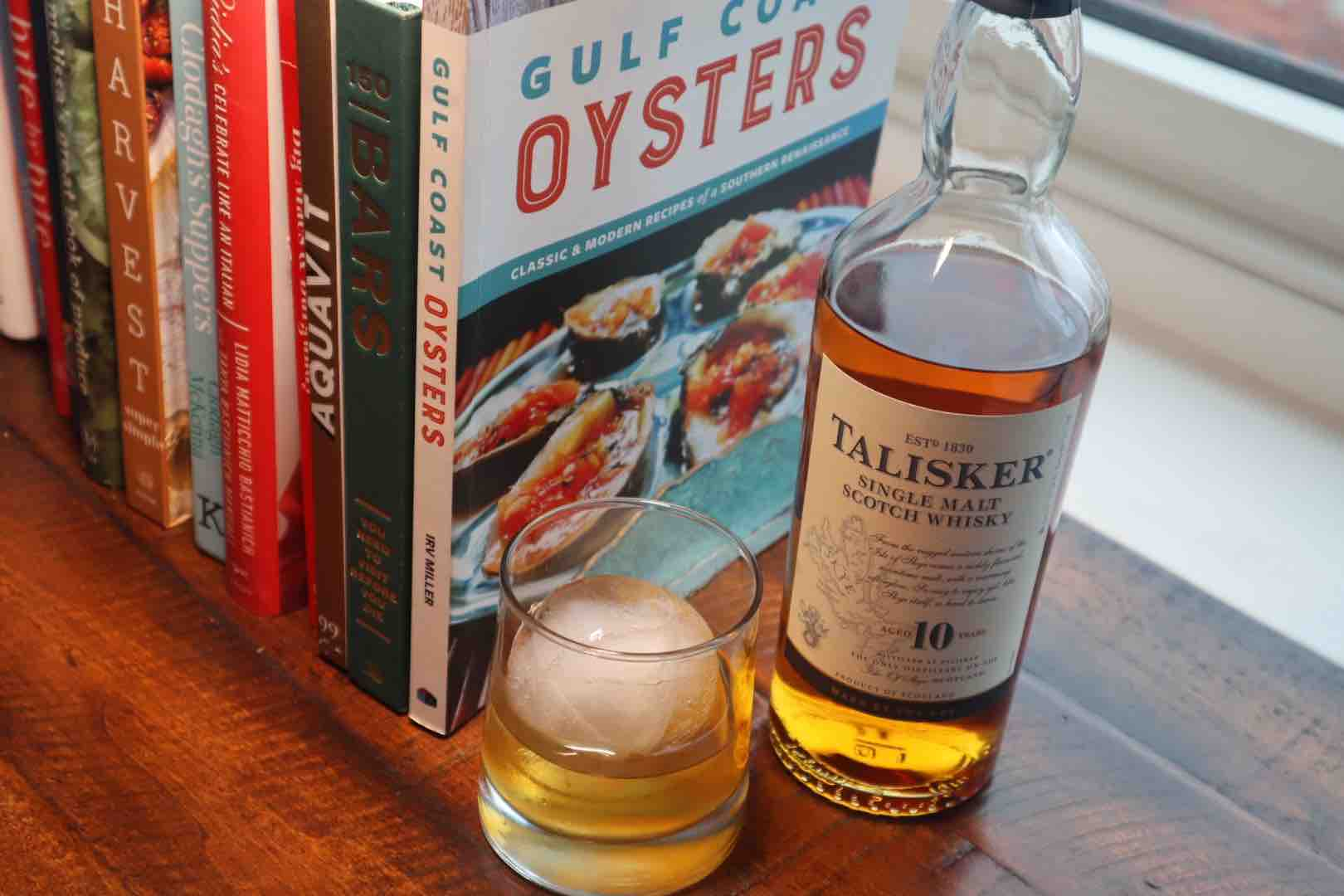 Pairing Oysters With Whiskey