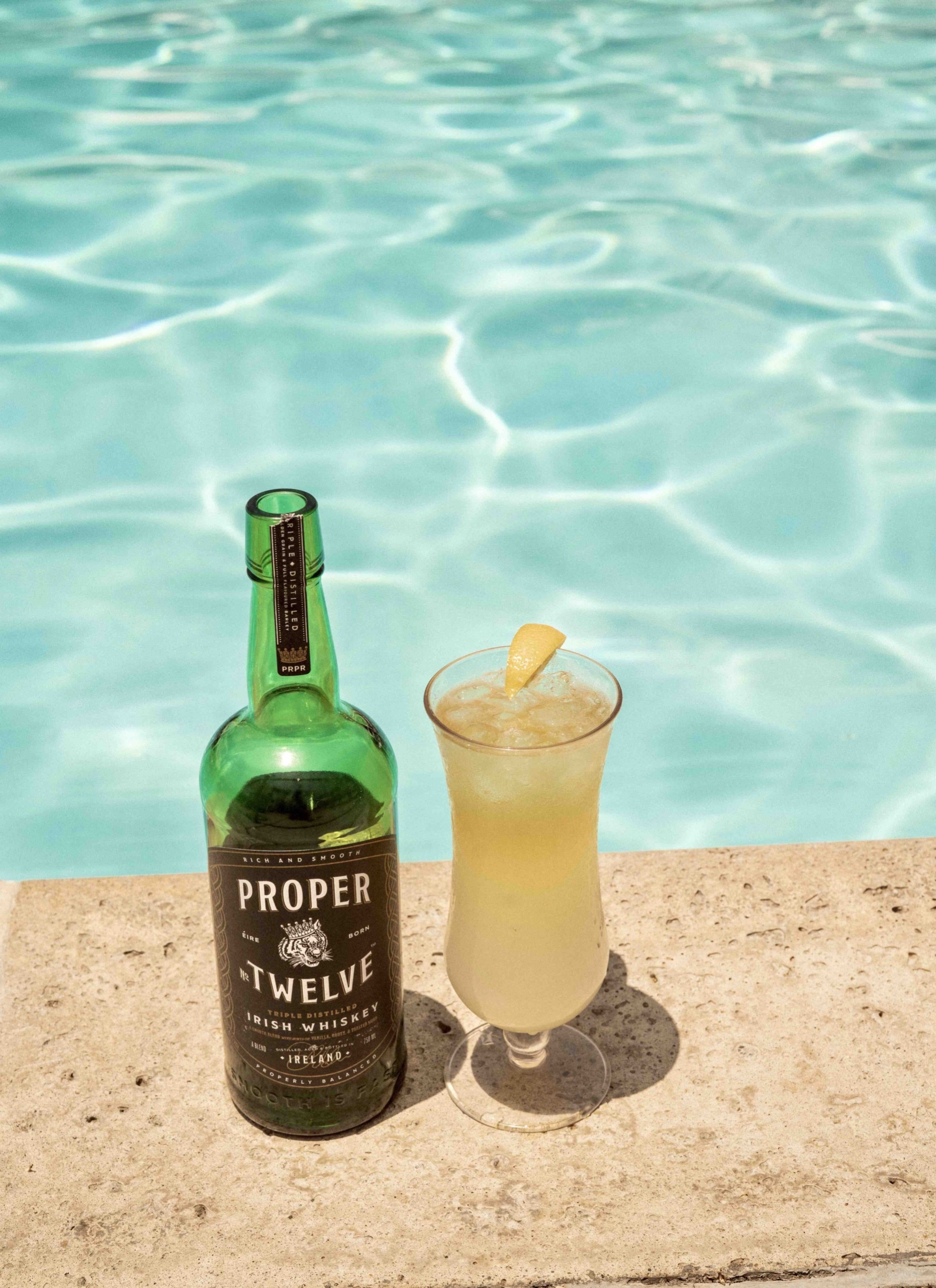 This Proper Lemonade Is Delicious And Extremely Effective Whiskey Cocktail To Enjoy The Last Days of Summer