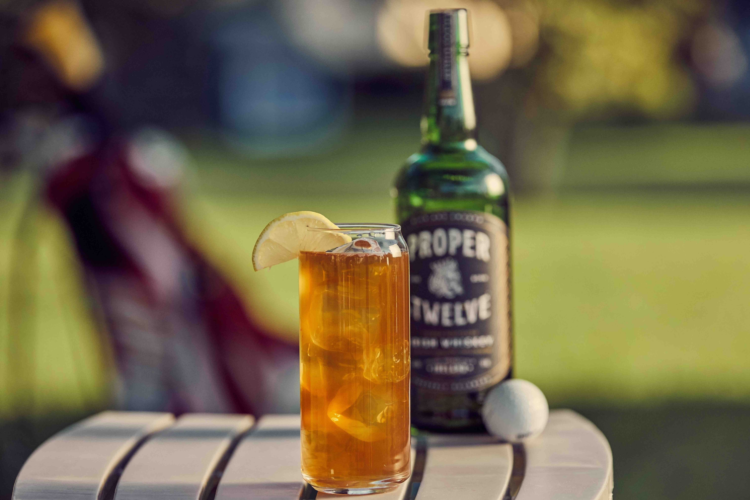 Proper Palmer Is A Delicious And Extremely Effective Whiskey Cocktail To Enjoy The Last Days of Summer