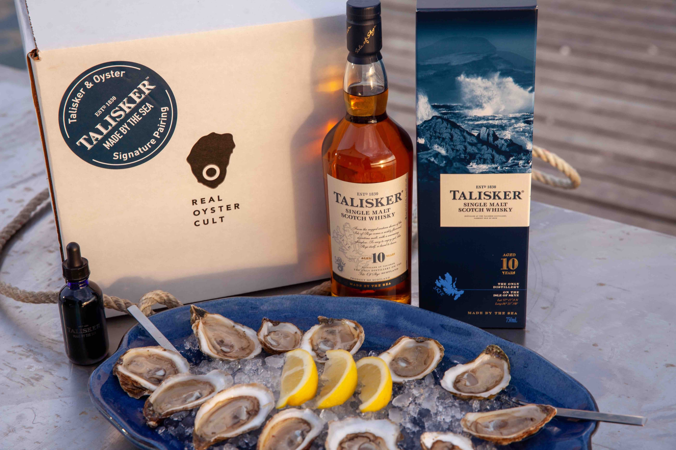Pairing Oysters With Whiskey Is The Best Way To Celebrate National Oyster Day