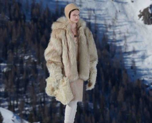 Miu Miu Faux Fur One Of The Style Trends To Shop For Fall 2021