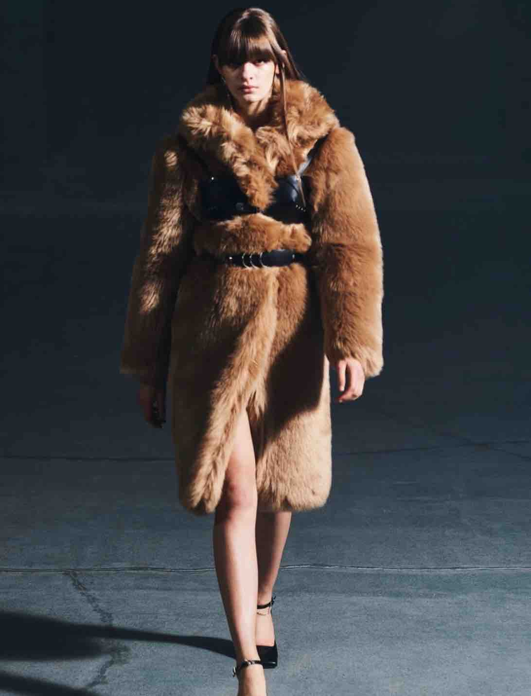 Faux Fur Is One Of The Style Trends To Shop For Fall 2021