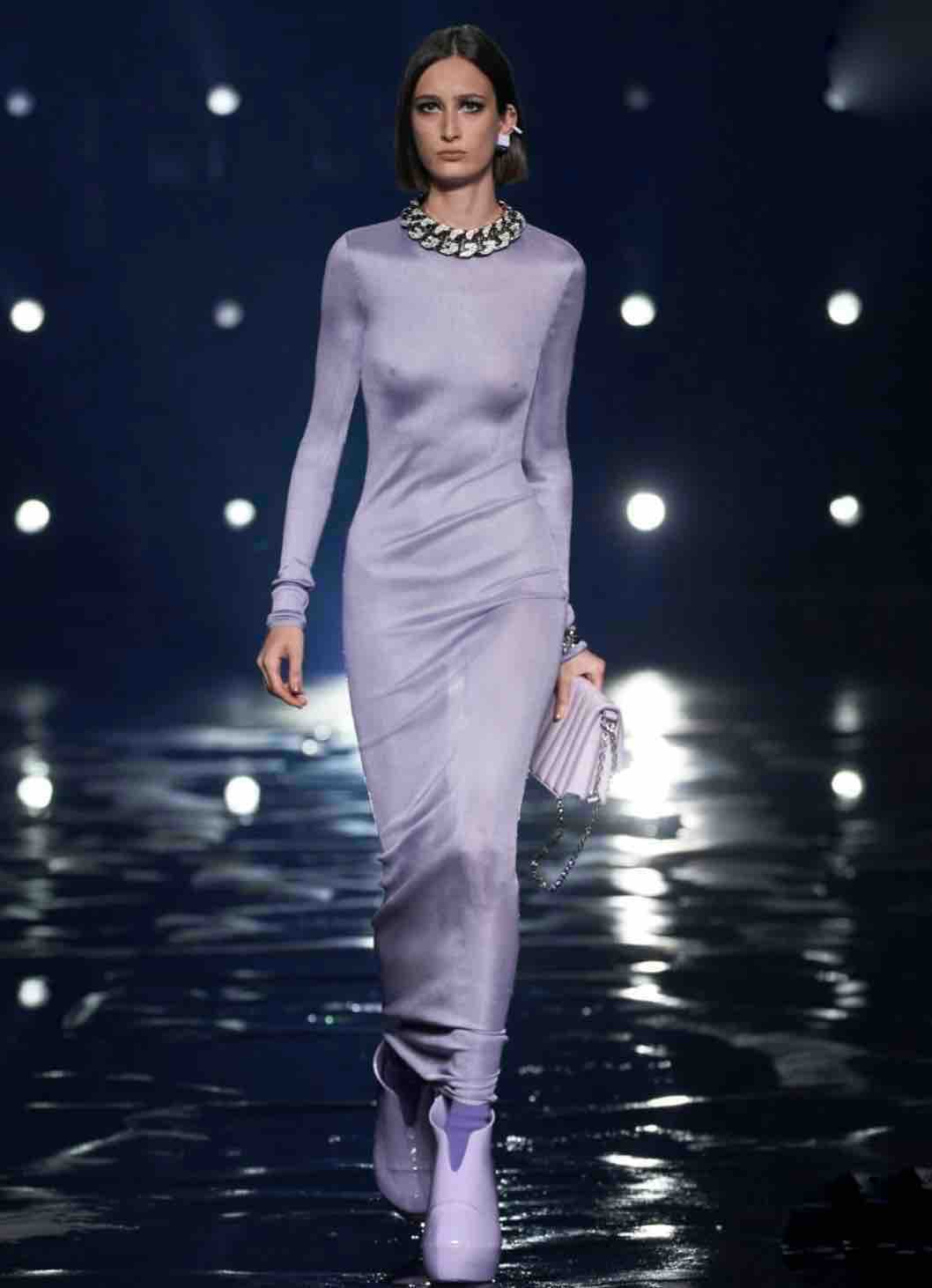Lilac Is One Of The Style Trends To Shop For Fall 2021
