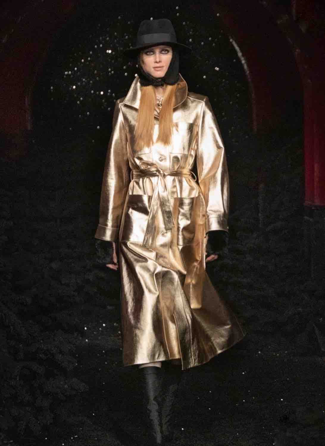 Gold Is One Of The Style Trends To Shop For Fall 2021