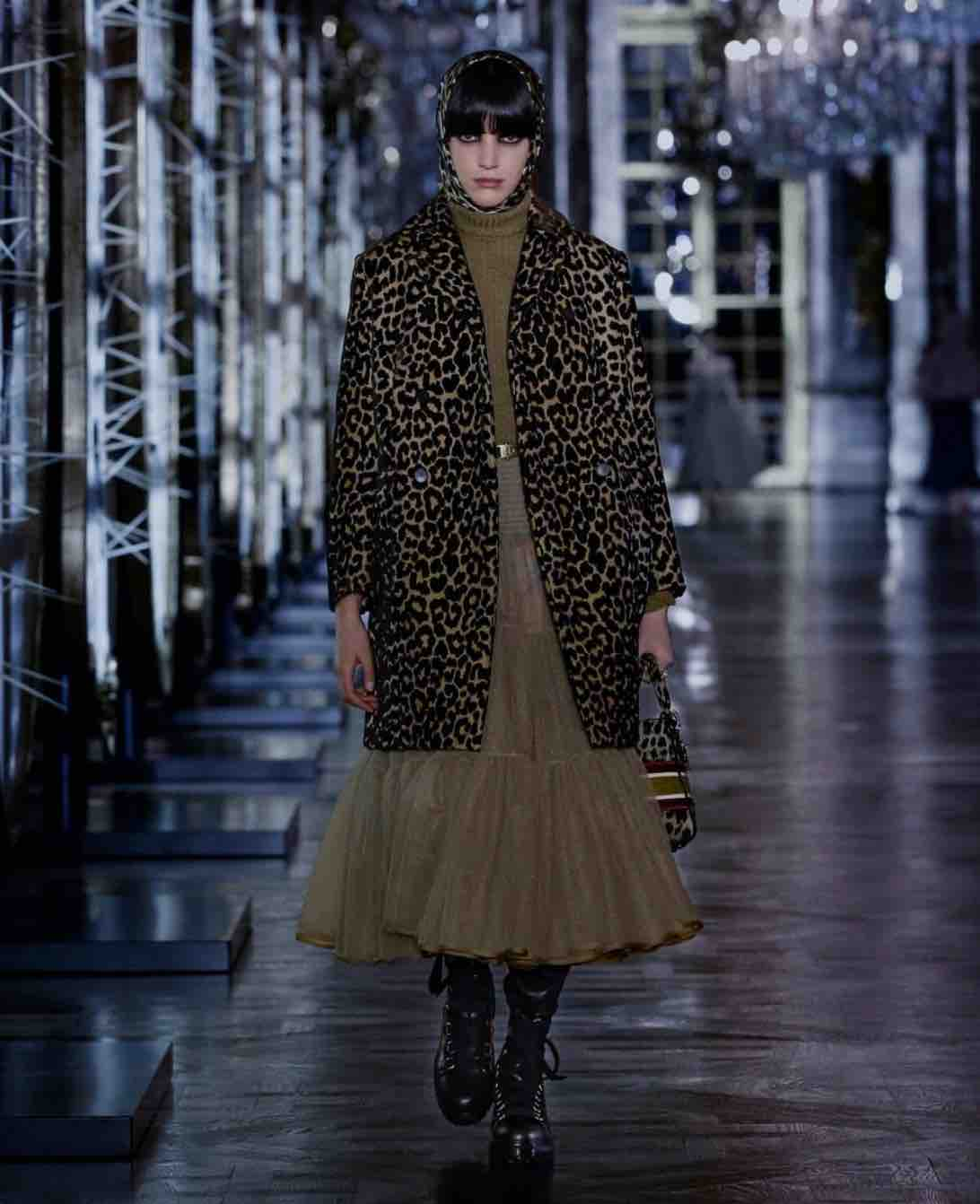 Christian Dior Leopard One Of The Style Trends To Shop For Fall 2021