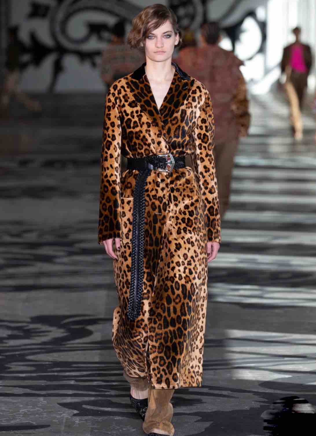 Etro Leopard One Of The Style Trends To Shop For Fall 2021