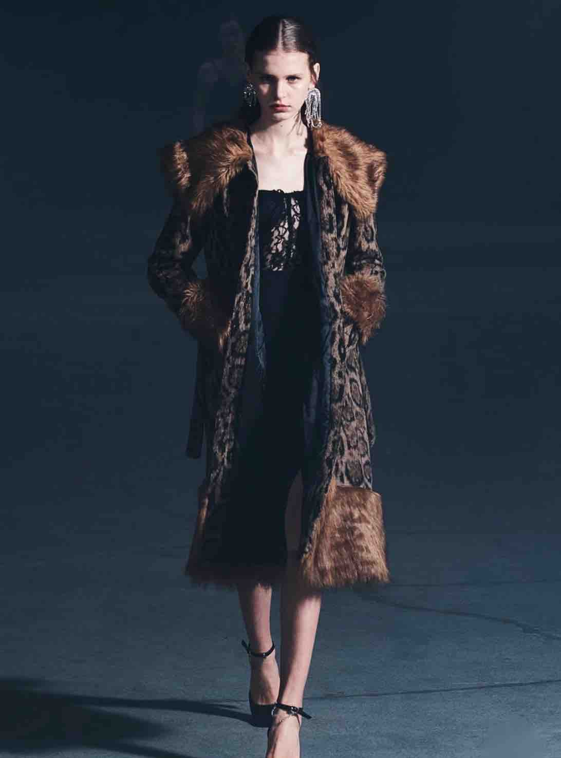 ROKH Leopard One Of The Style Trends To Shop For Fall 2021