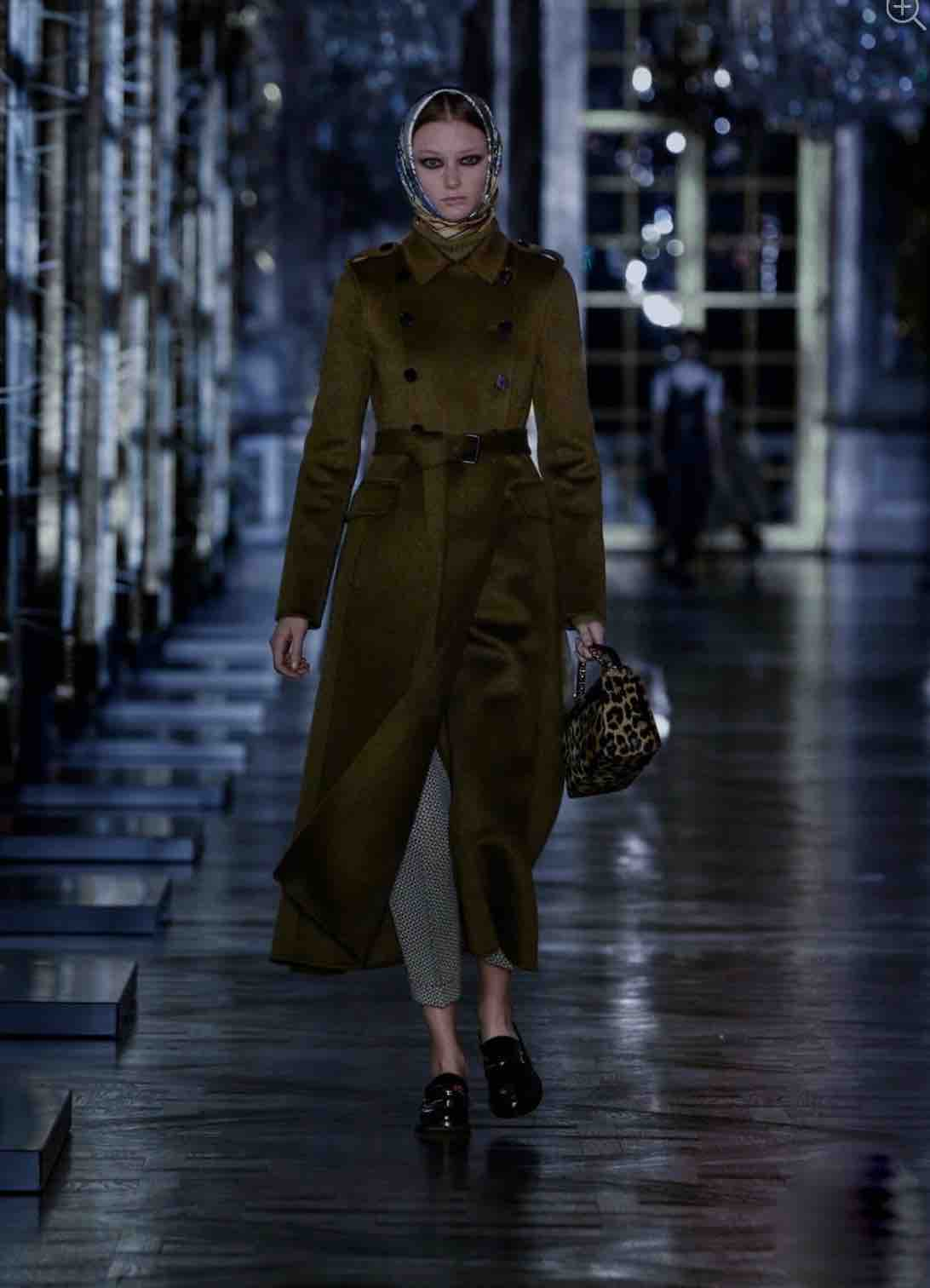 Dior Military Is One Of The Style Trends To Shop For Fall 2021