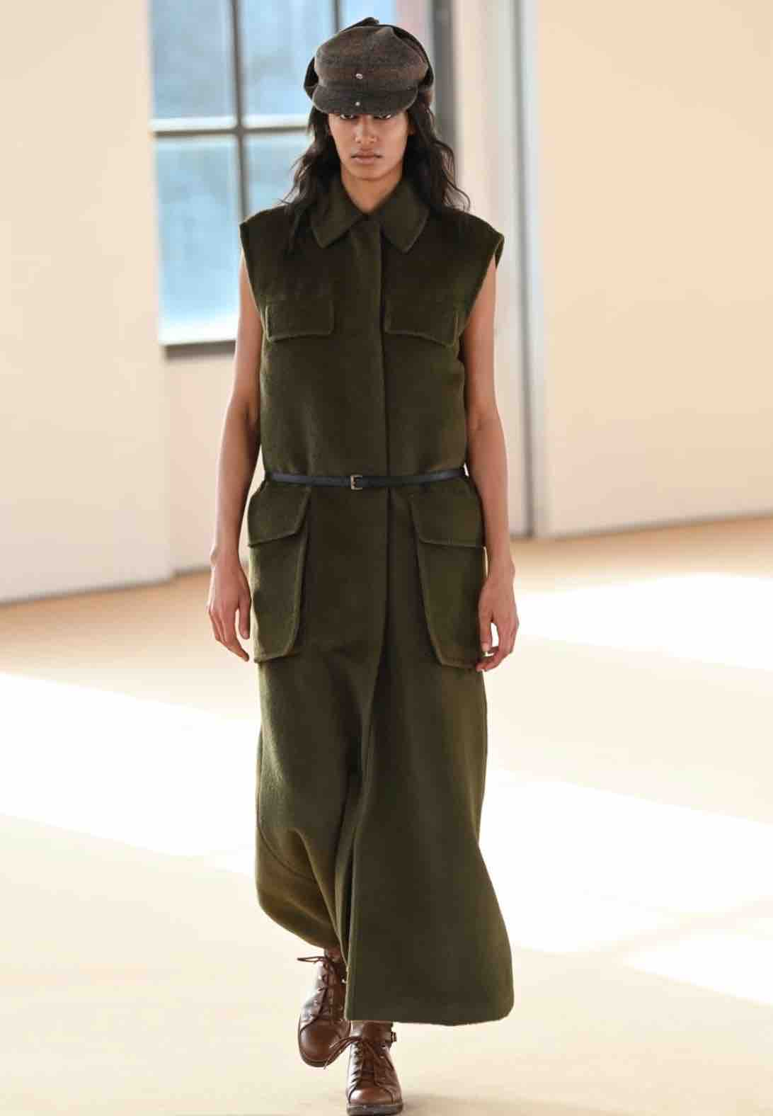 Max Mara Military Is One Of The Style Trends To Shop For Fall 2021