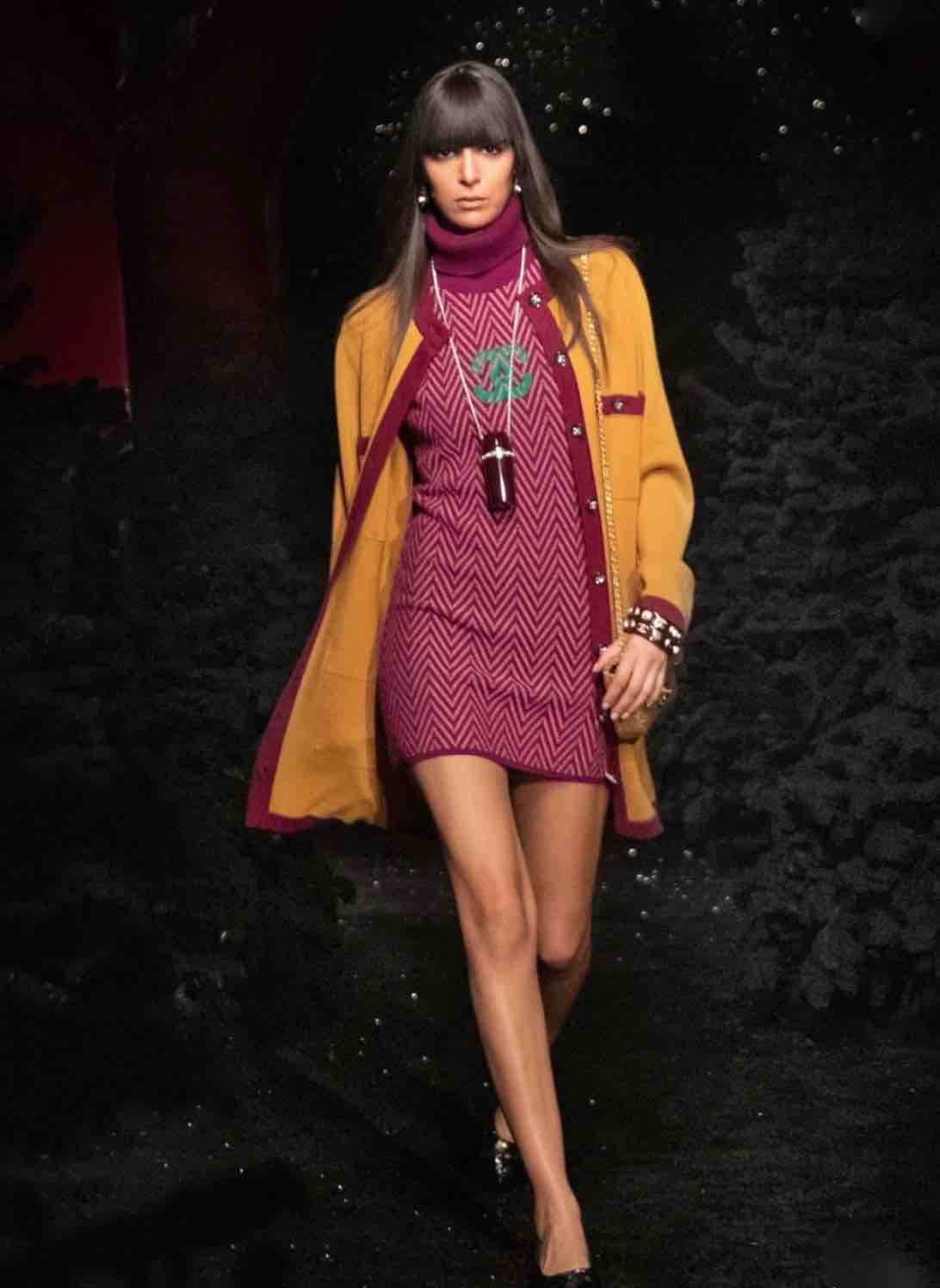 Chanel Preppy Is One Of The Style Trends To Shop For Fall 2021