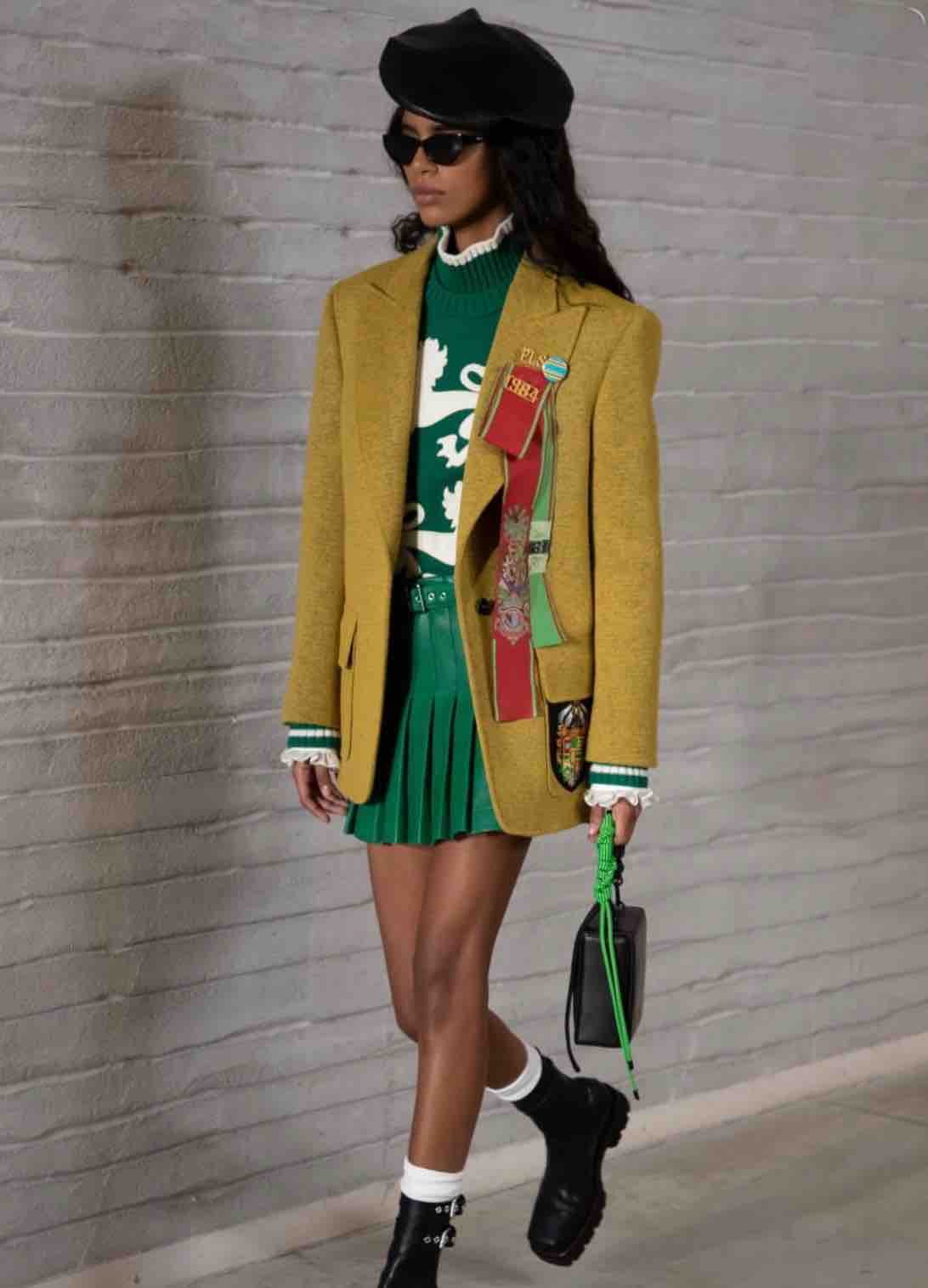 Preppy Is One Of The Style Trends To Shop For Fall 2021