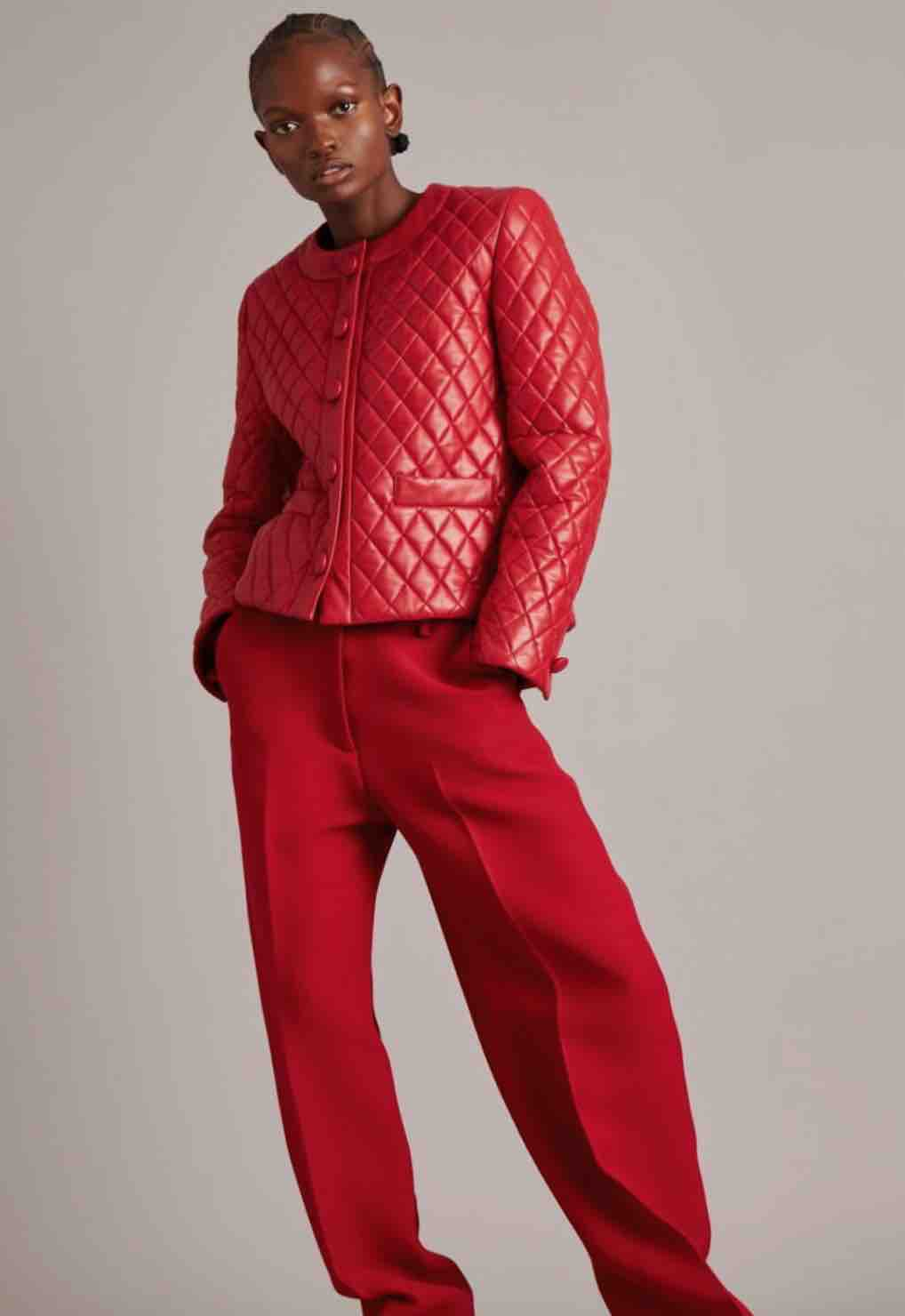 Quilted Adam Lippes Jacket Is One Of The Style Trends To Shop For Fall 2021