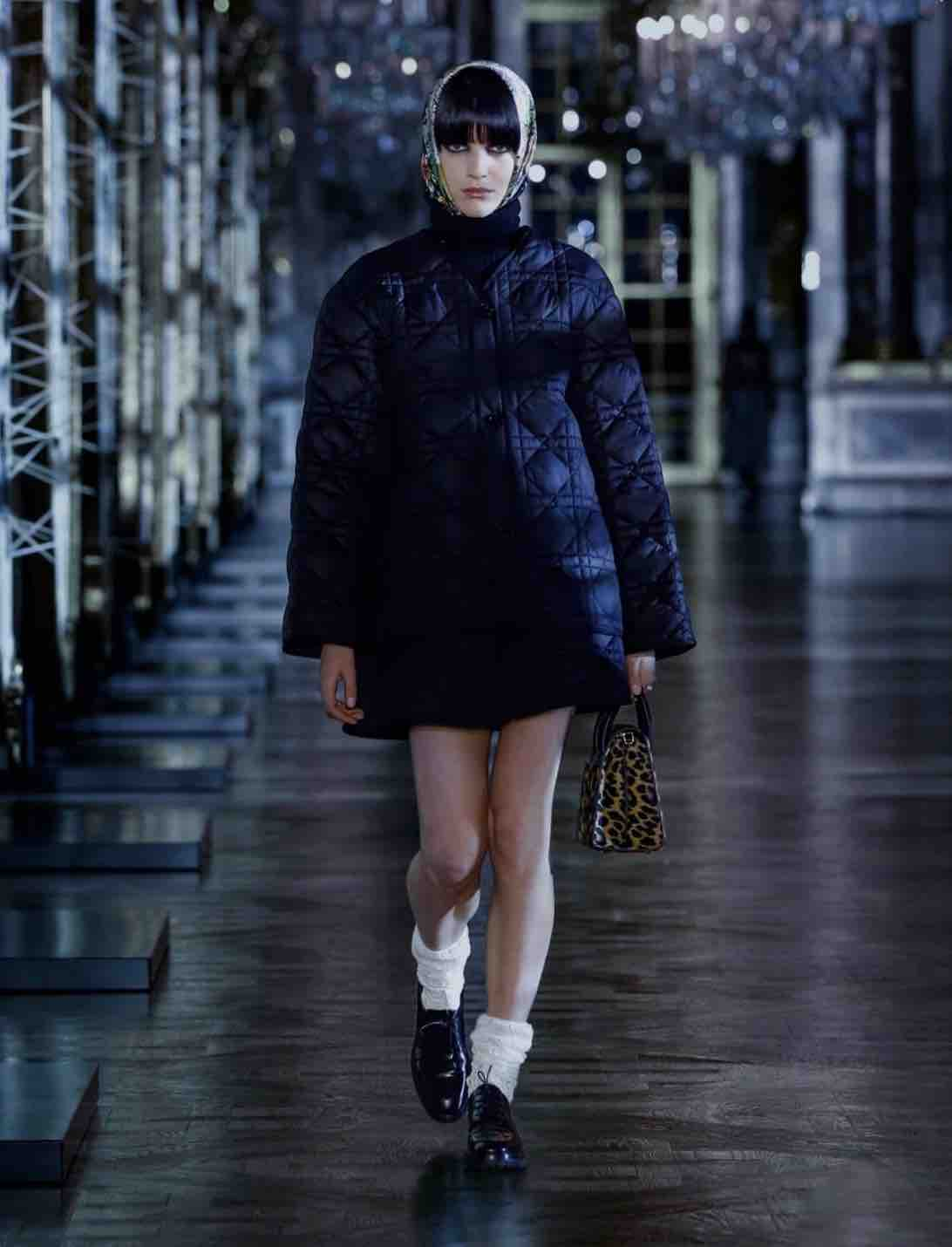 Christian Dior Quilted Coat Is One Of The Style Trends To Shop For Fall 2021
