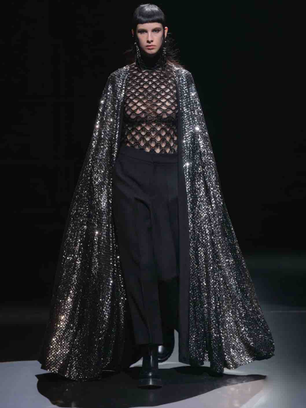Valentino Sparkling Look Is One Of The Style Trends To Shop For Fall 2021