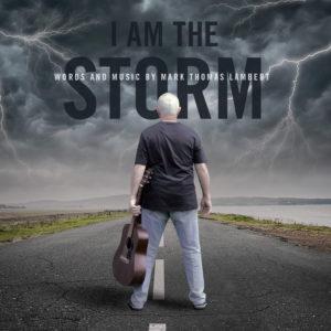 I Am The Storm High Resolution Album Cover