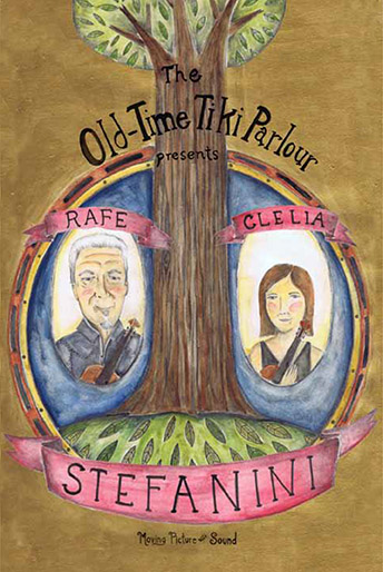 Rafe and Clelia Stefanini DVD