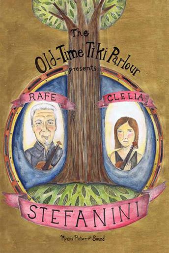 Rafe and Clelia Stefanini DVD