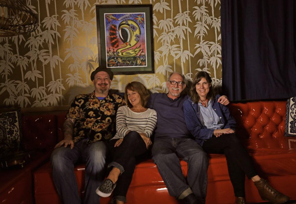 Bruce Molsky, Paula Bradley, Allison and David
