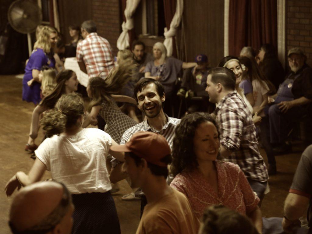 LAOTS SQUARE DANCE