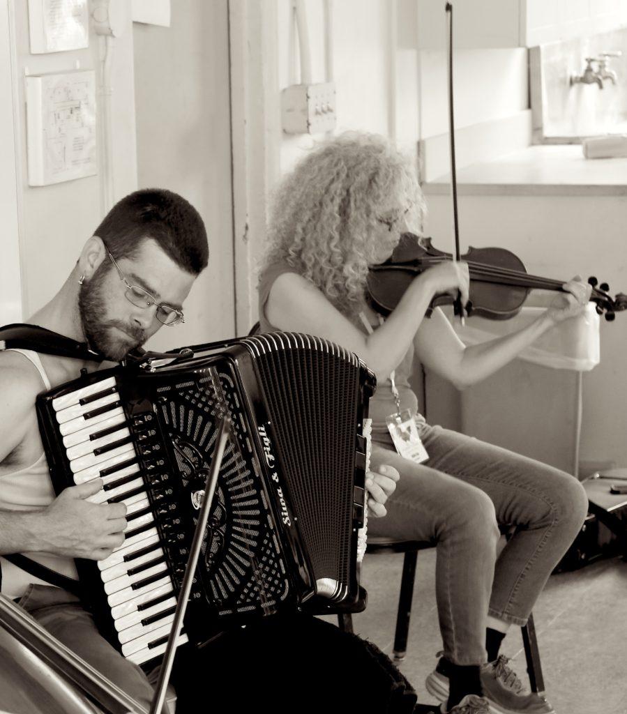 Fiddle Tunes Klezmer Workshop