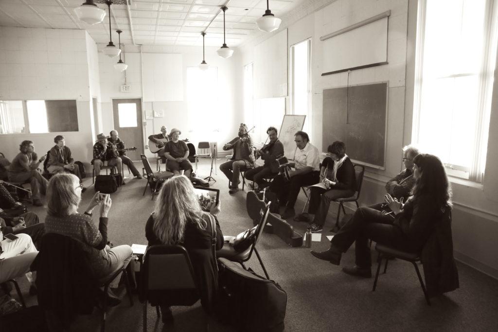 Fiddle Tunes Savoy Workshop 1