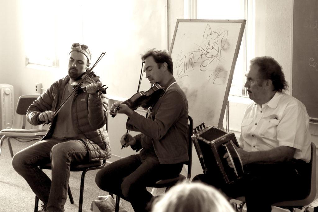 Fiddle Tunes Savoy Workshop 2